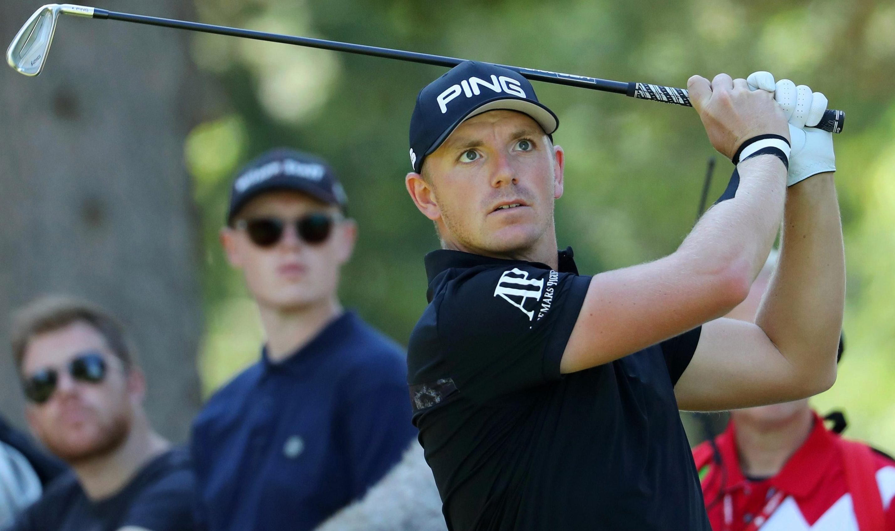 English ace Matt Wallace has fired his way into contention for a Ryder Cup place