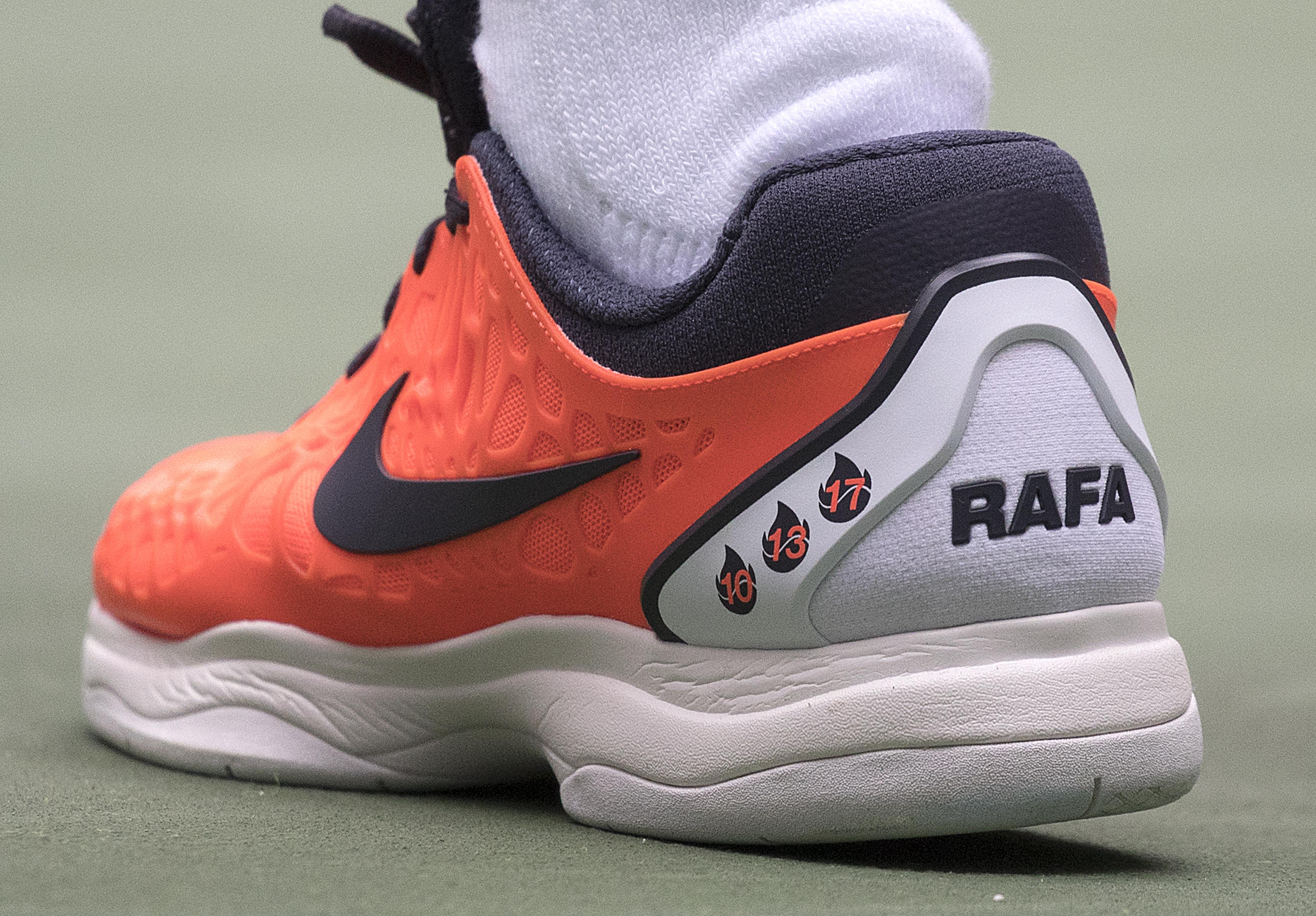 Rafa will be desperate to add another US Open title to his trainers for next year's tournament