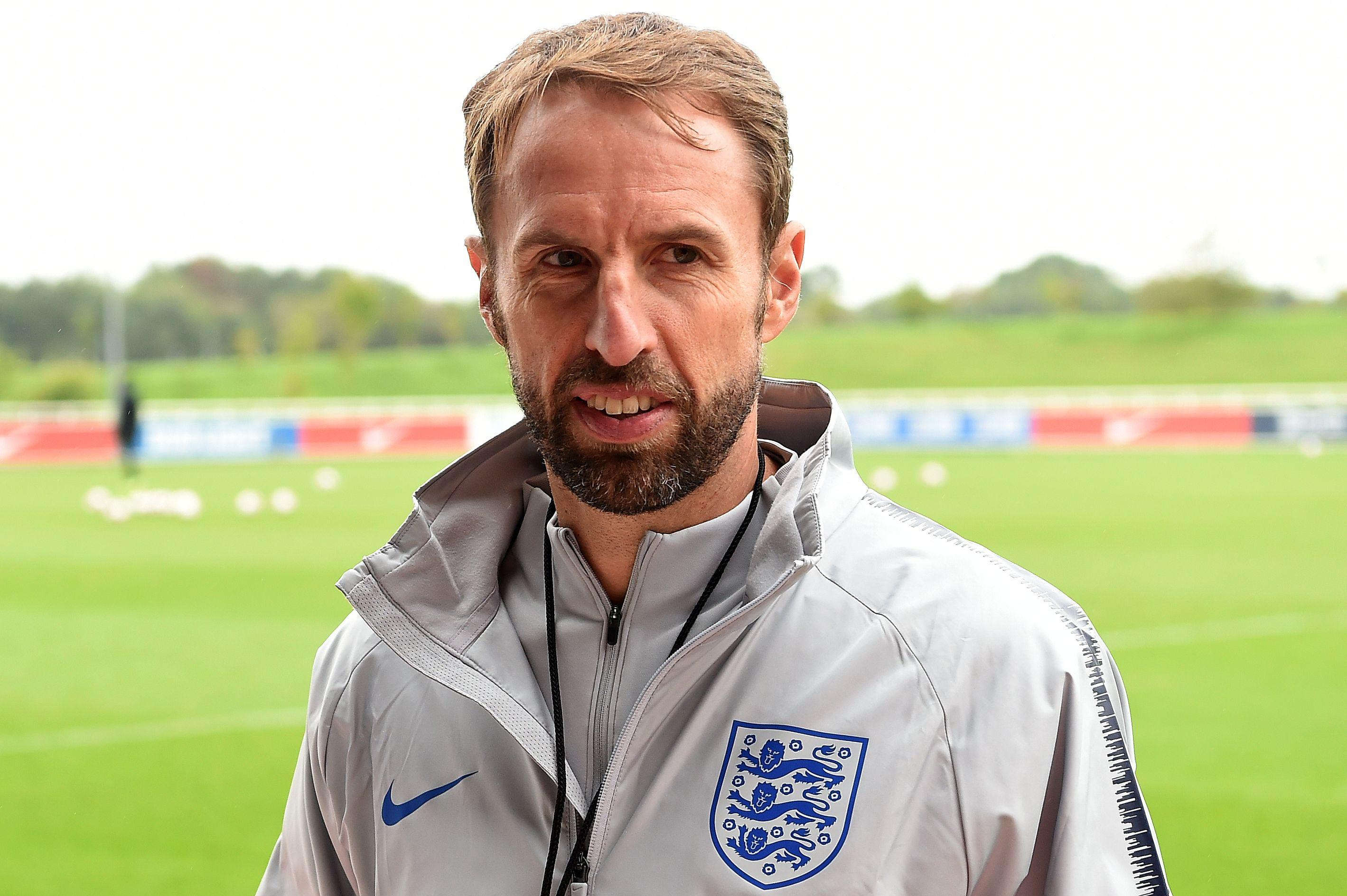 Gareth Southgate's England side face matches against Spain and Croatia in the Nations League