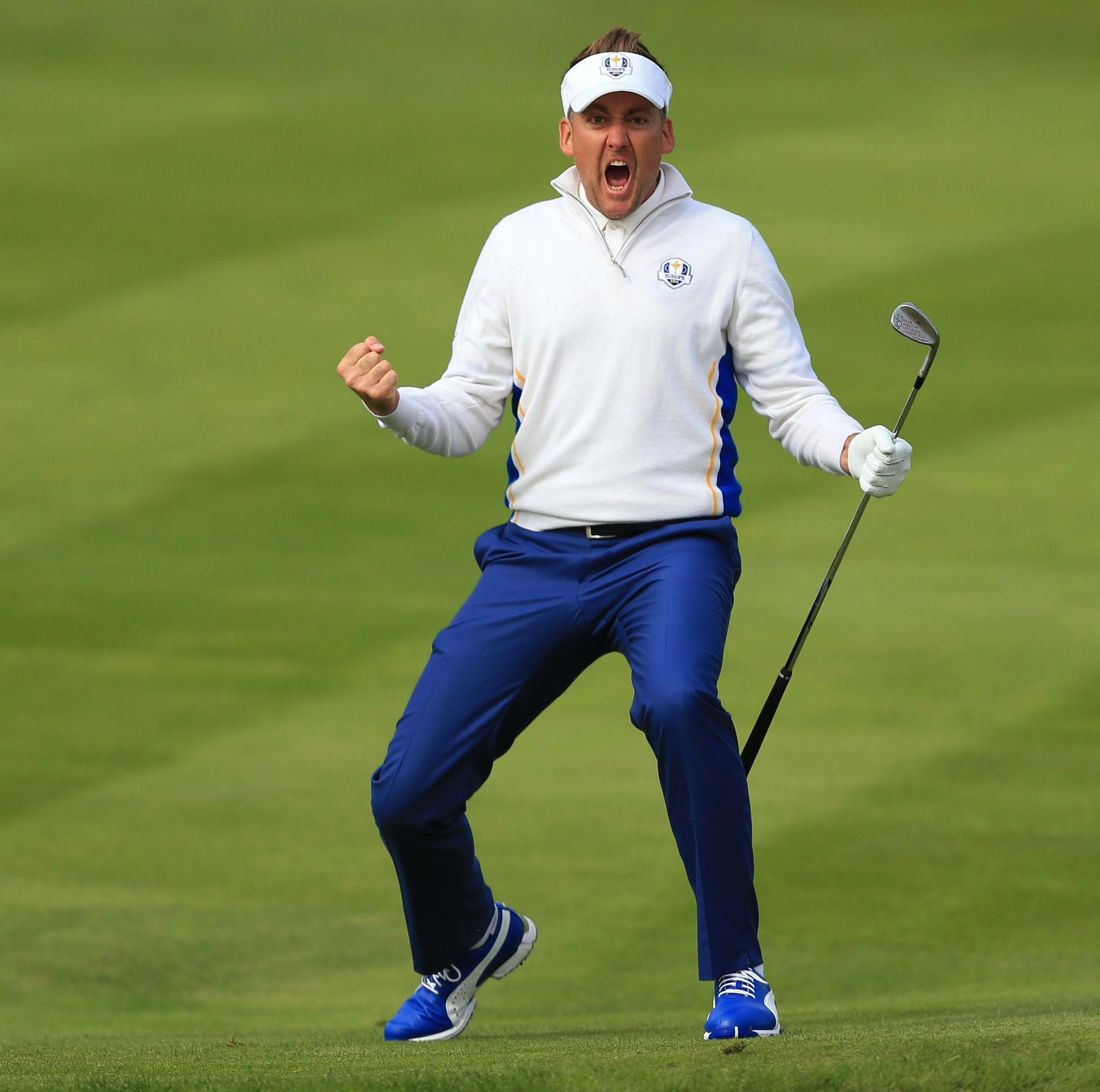 Ian Poulter is already a Ryder Cup hero and gets another chance to write a new chapter in the history of the event