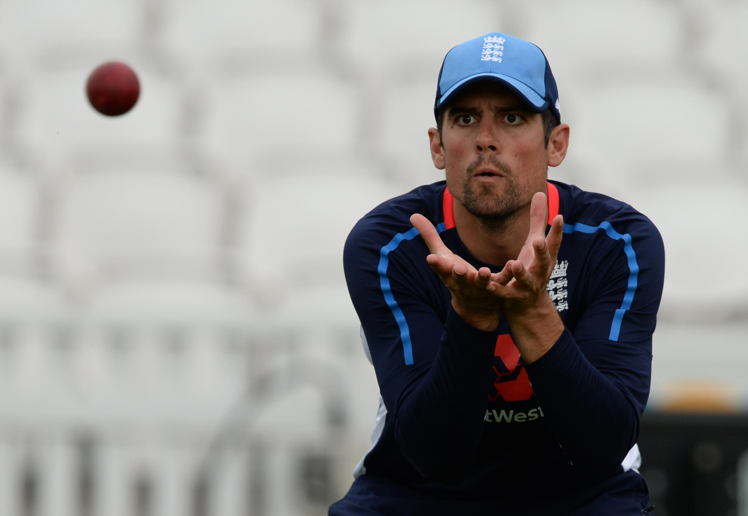 Alastair Cook will play his final Test against India