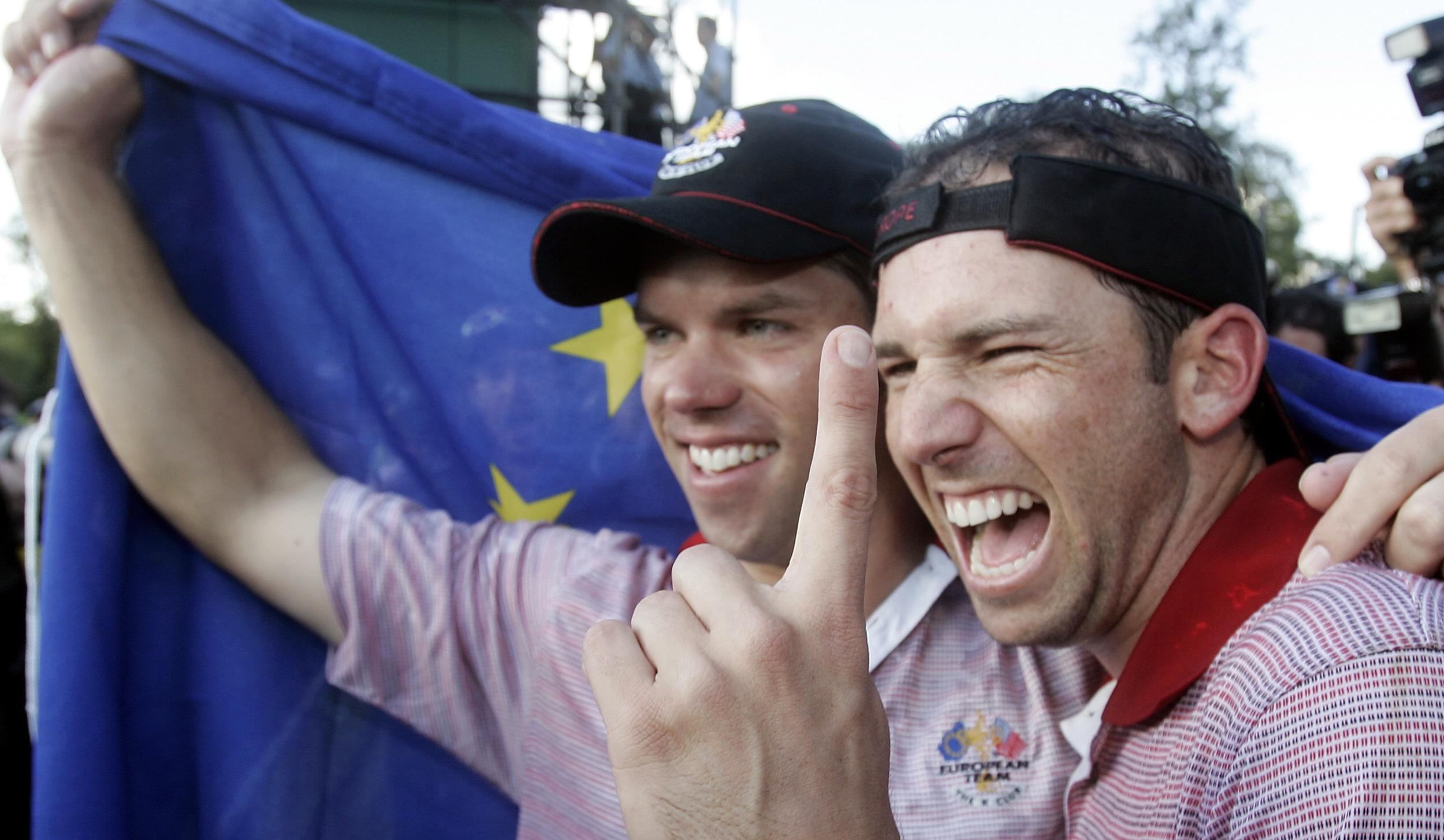 The Ryder Cup is up for grabs once more