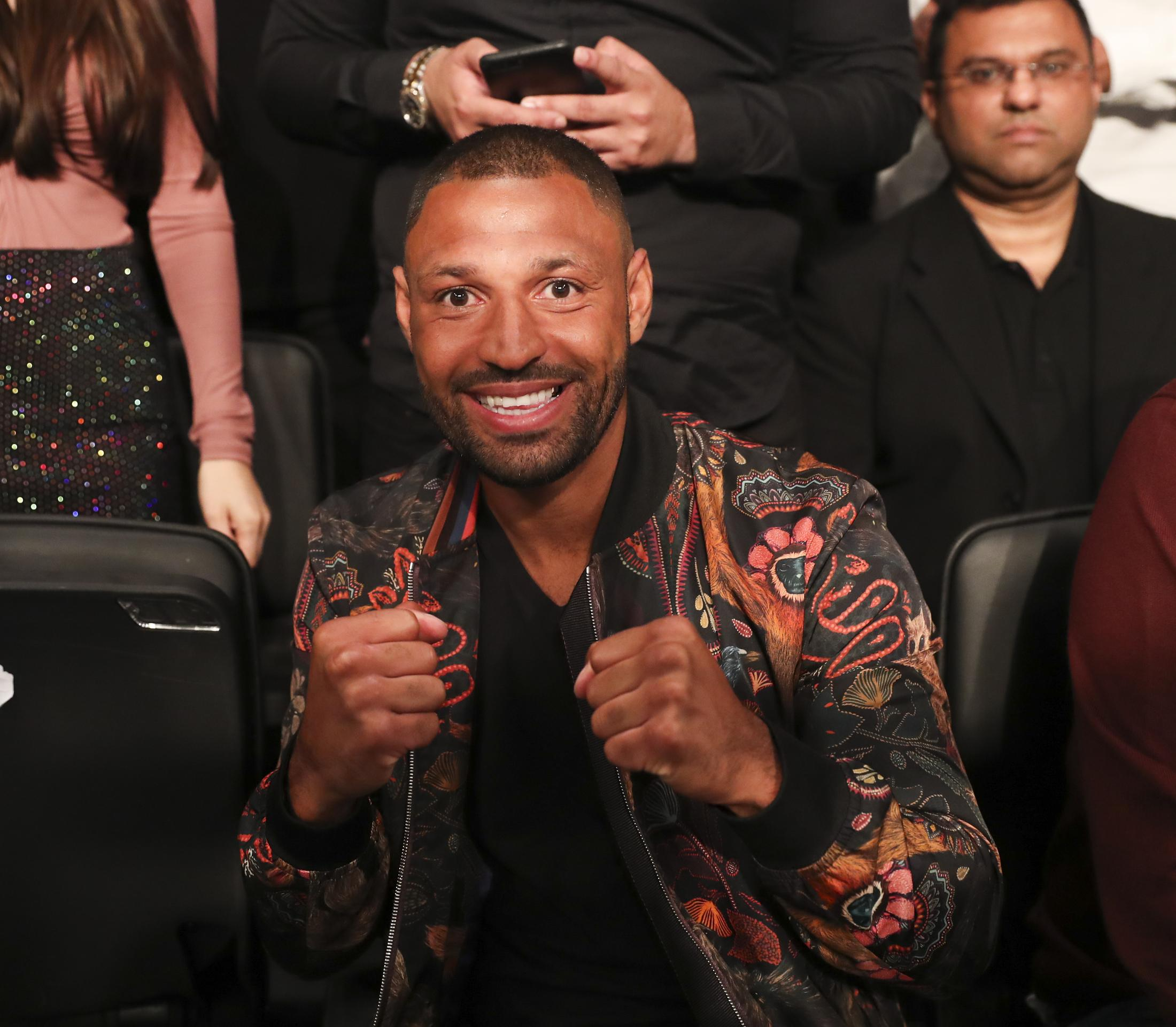 Kell Brook is only Amir Khan's SECOND choice for his next fight
