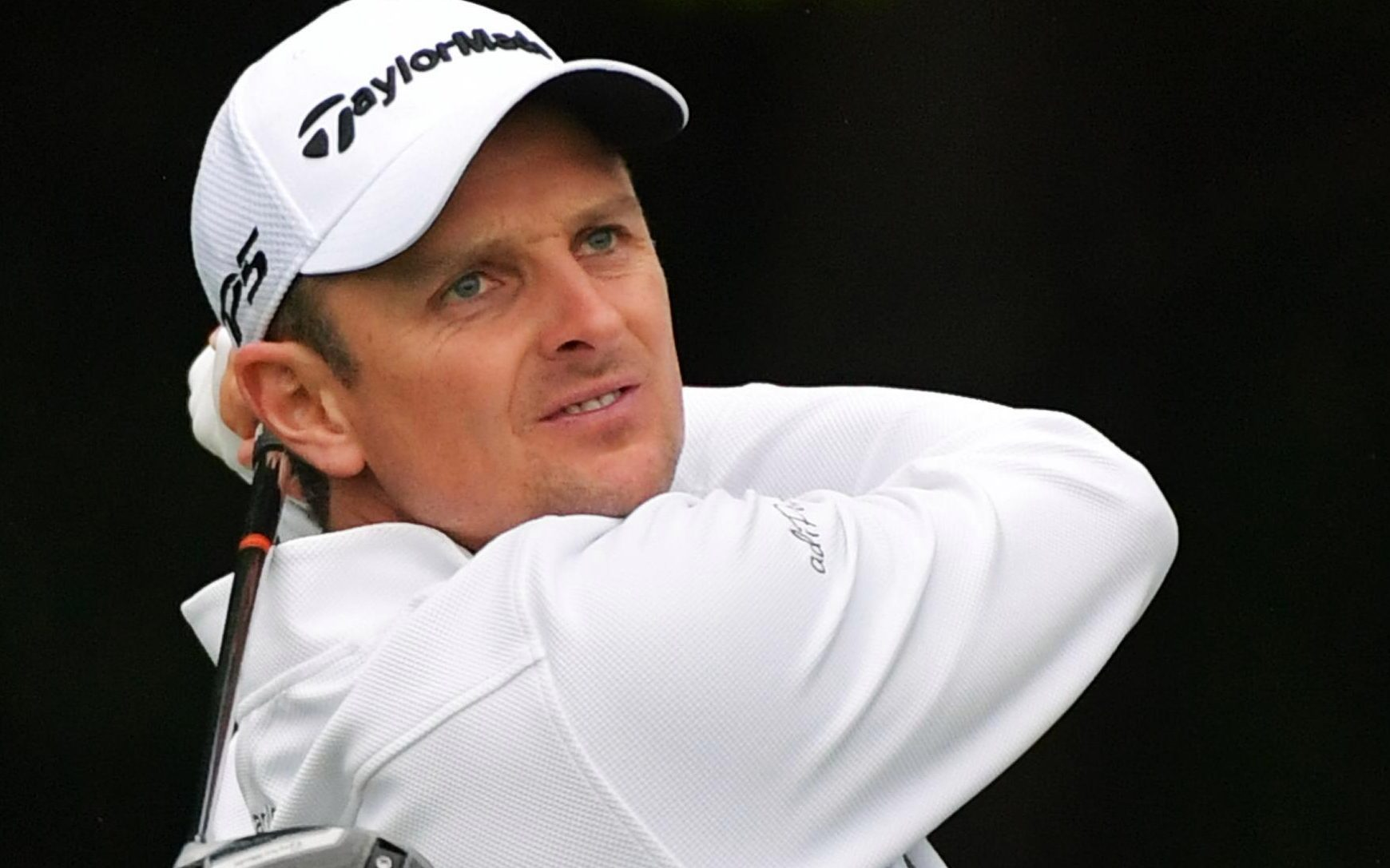 Justin Rose led overnight before getting losing out in a play-off