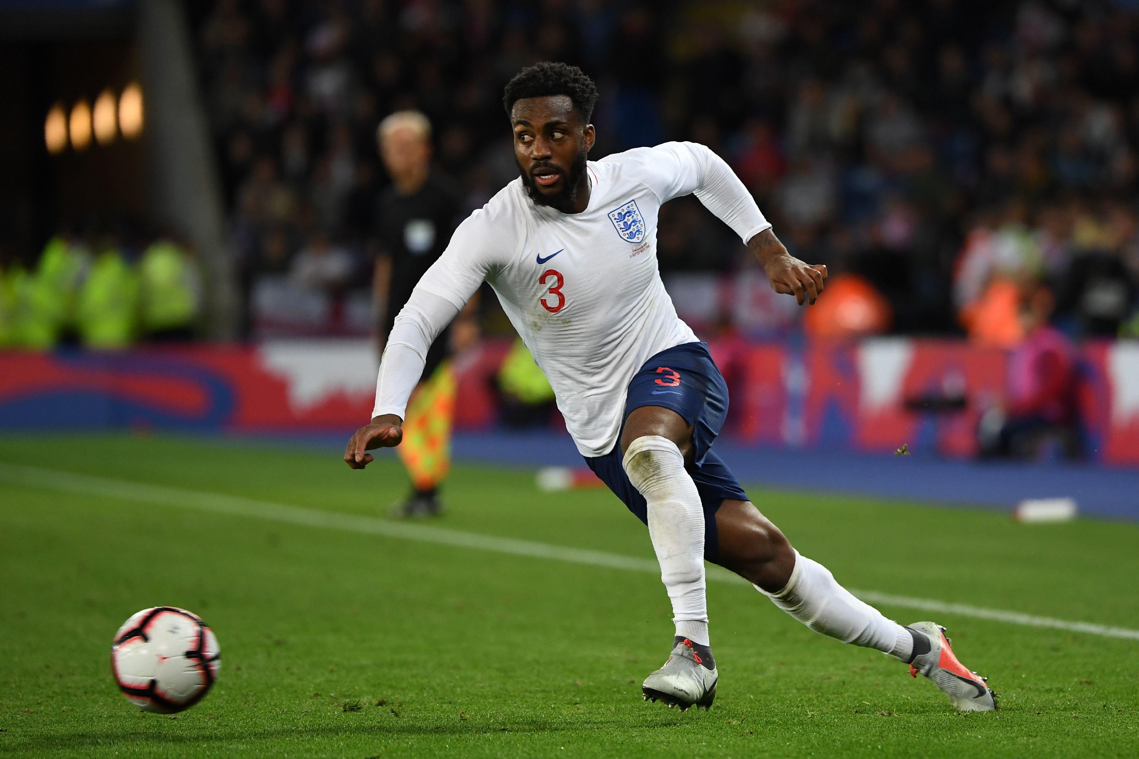 "Danny Rose slammed England as ""embarrassing"" following their sluggish display against Switzerland"