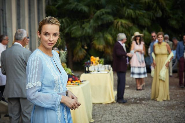 Villanelle is seen in many exotic locations in Killing Eve