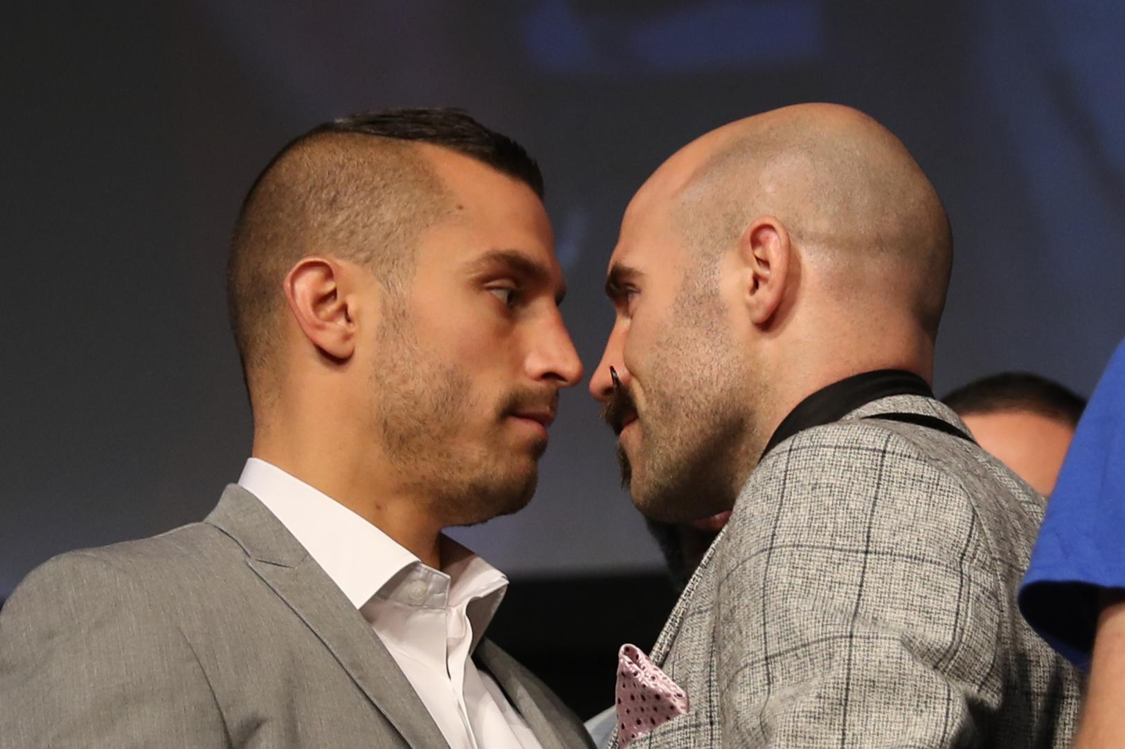 David Lemieux has dished out a fierce warning to rival Gary O'Sullivan