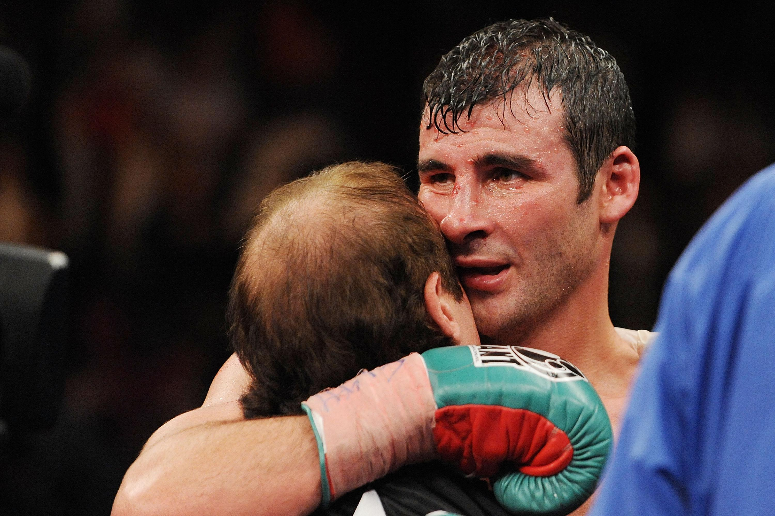 Enzo, father of Joe Calzaghe, was revealed to be 'very poorly' last week