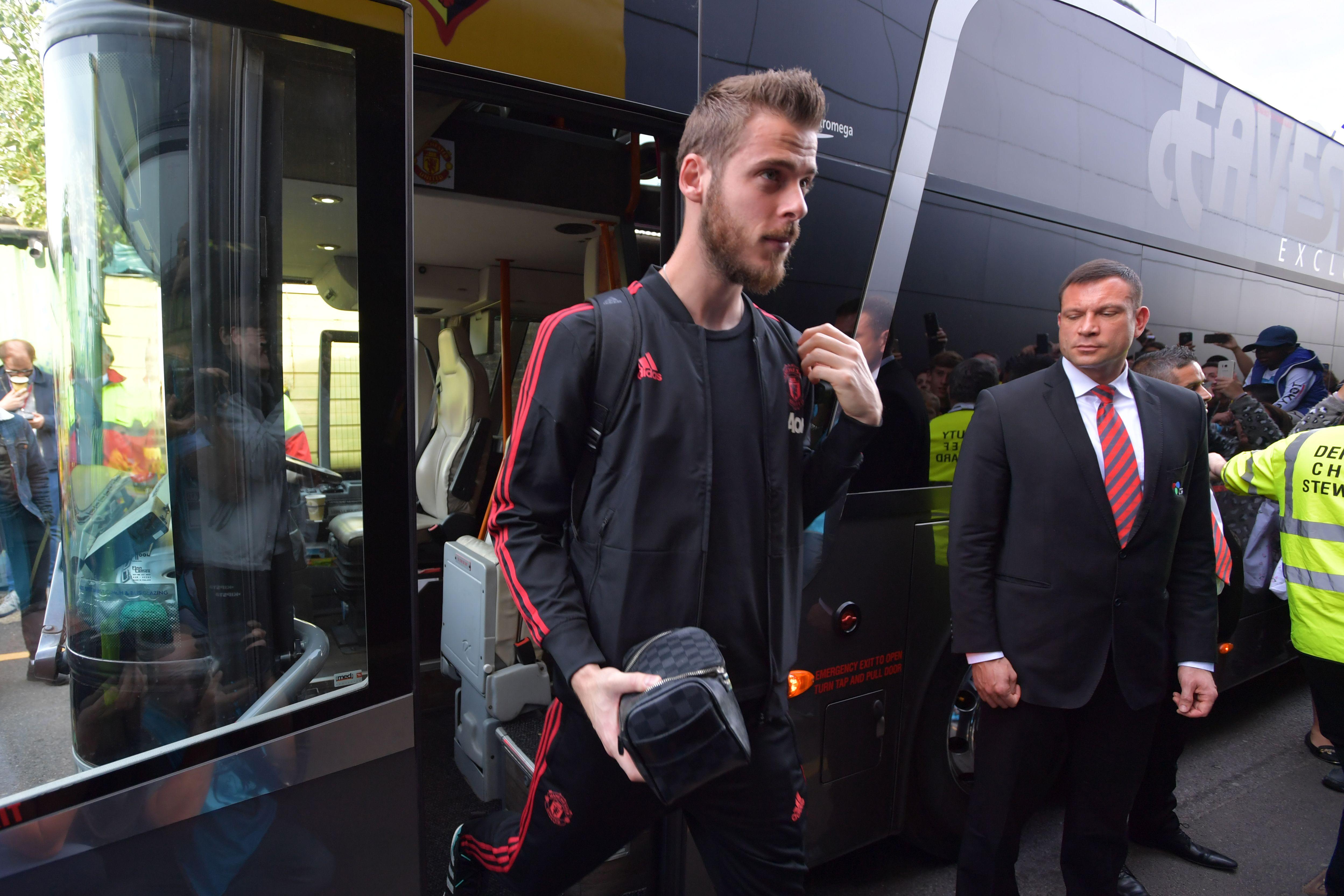 Manchester United will again need De Gea to exceed expectations if they are to keep their place in the top four