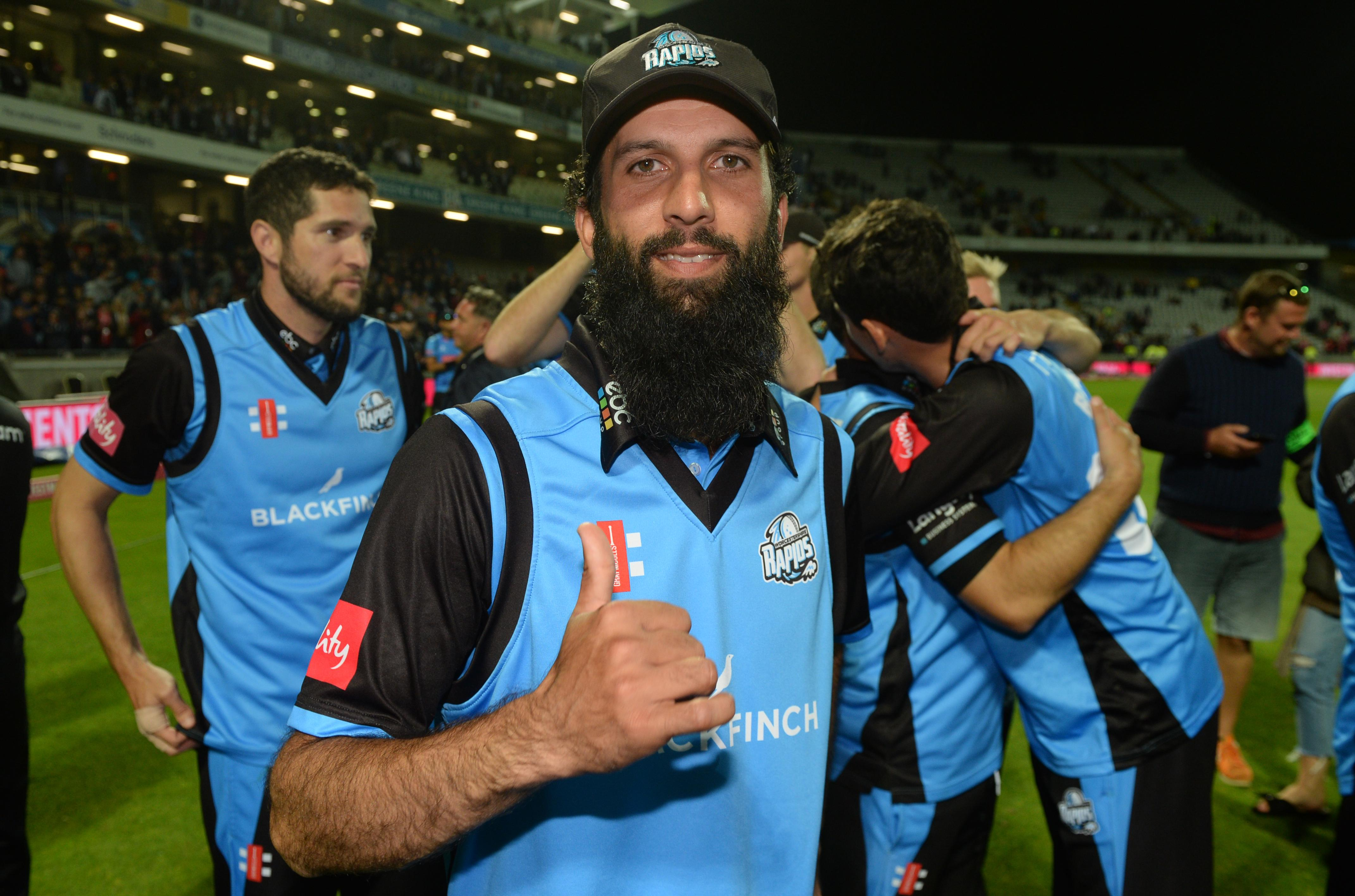 Moeen Ali stopped his outraged England team-mates from reporting an Australian player who allegedly made a racist remark