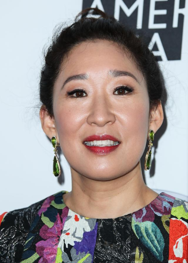 Sandra Oh rose to fame as Grey's Anatomy's Christina Yang