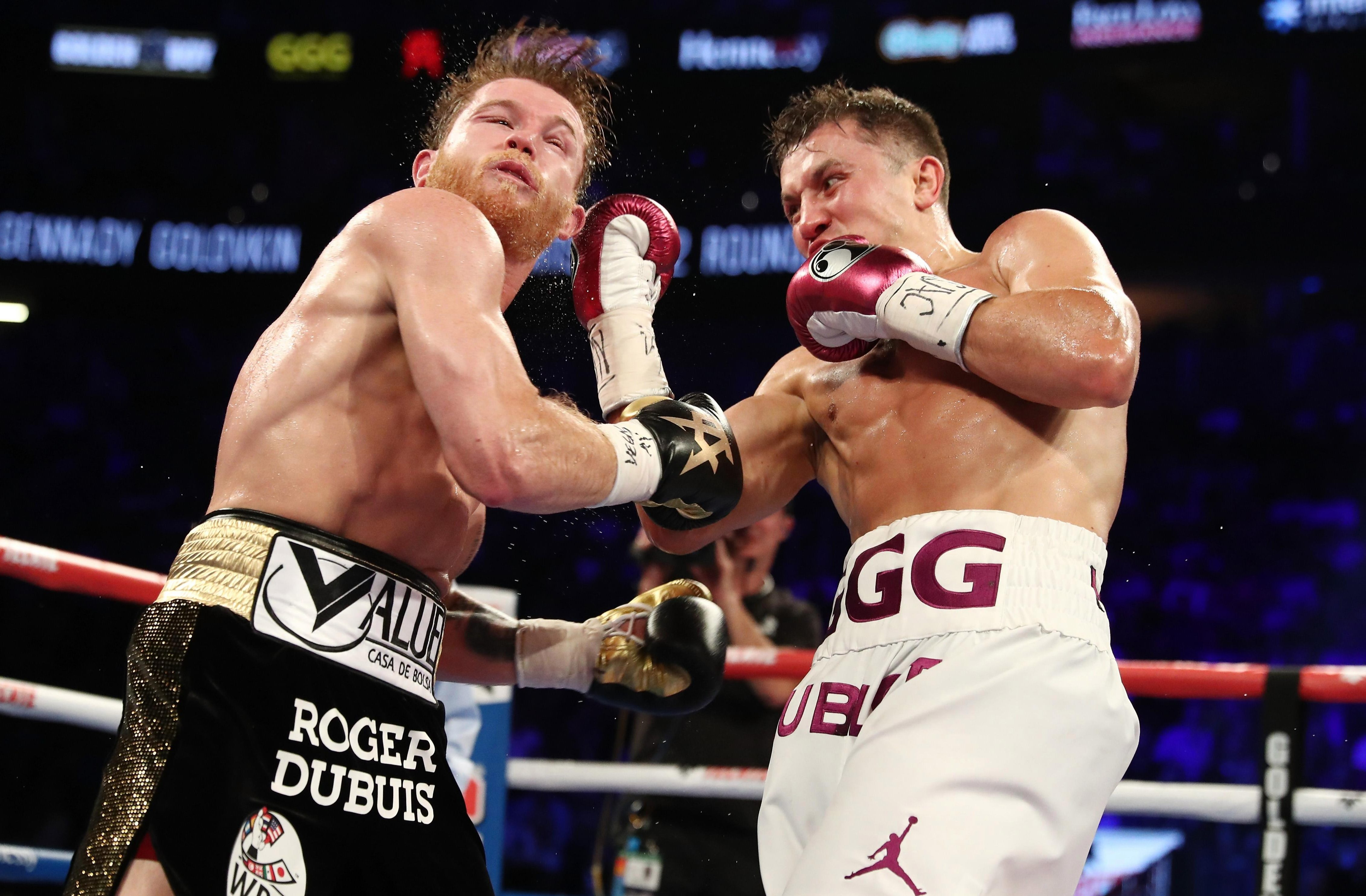 Golovkin is determined to fight Alvarez for a third time