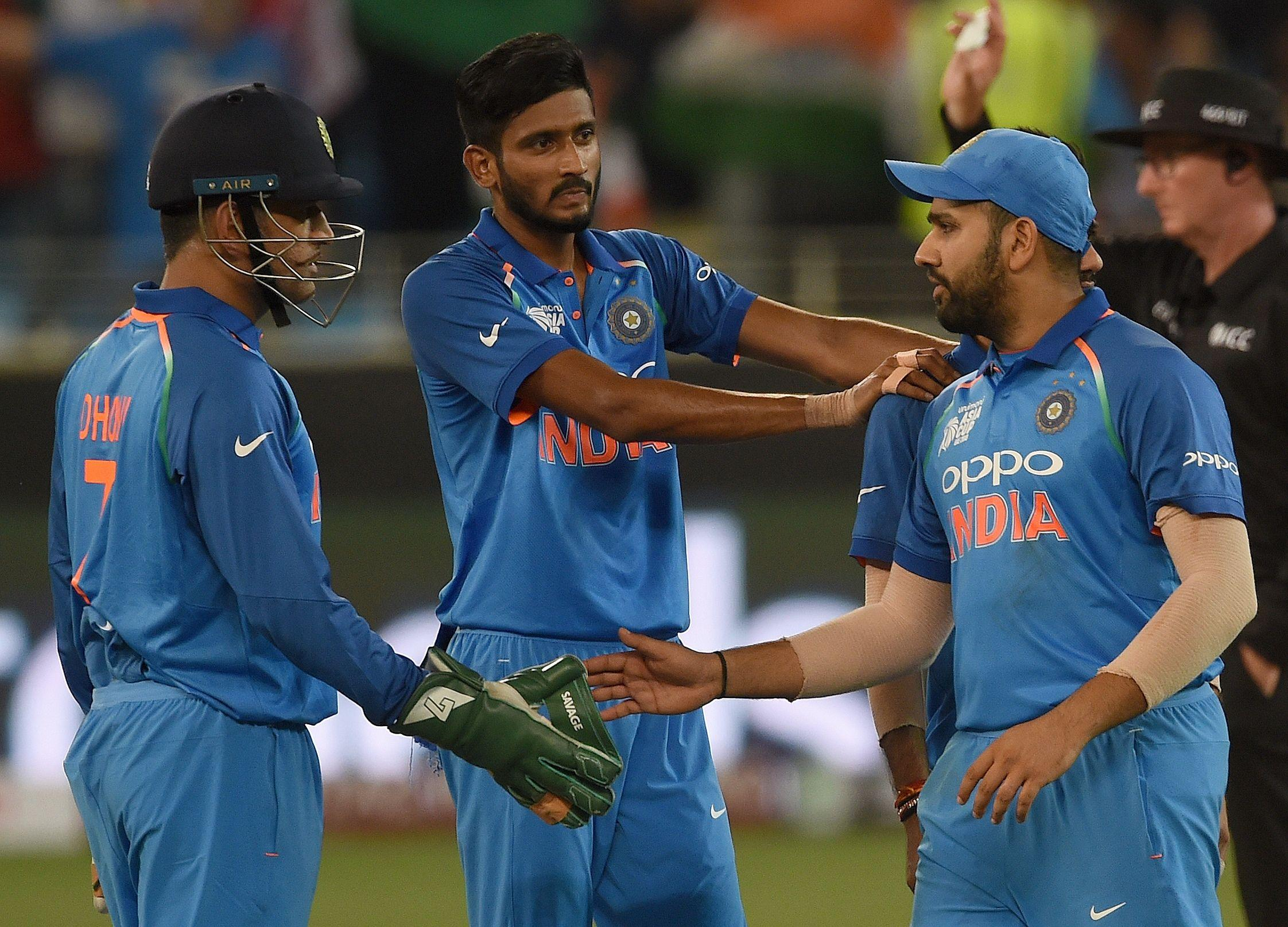 India are one game away from retaining the Asia Cup