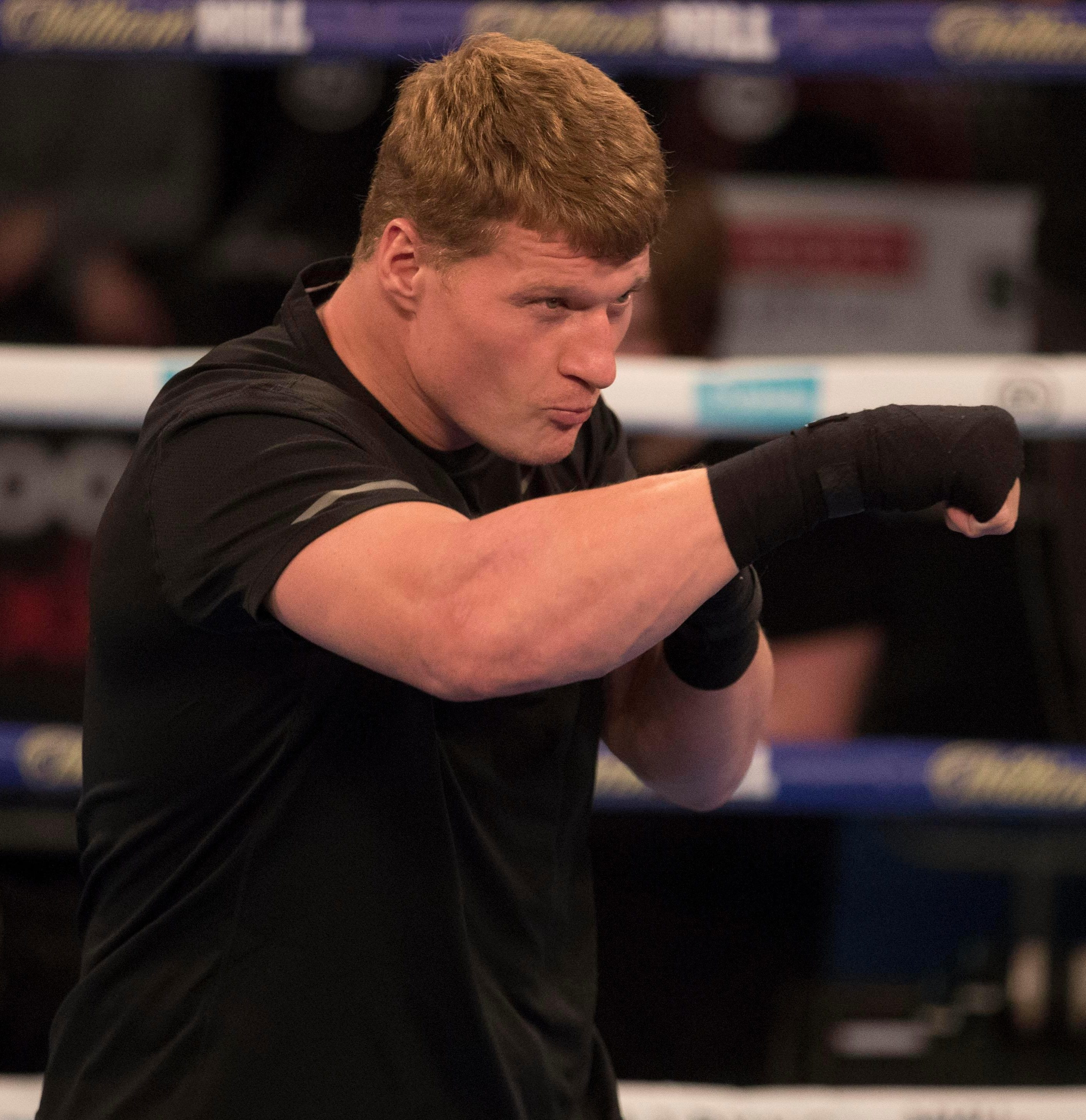 Can the 40-year-old spring what would be one of the biggest shocks of recent time in boxing