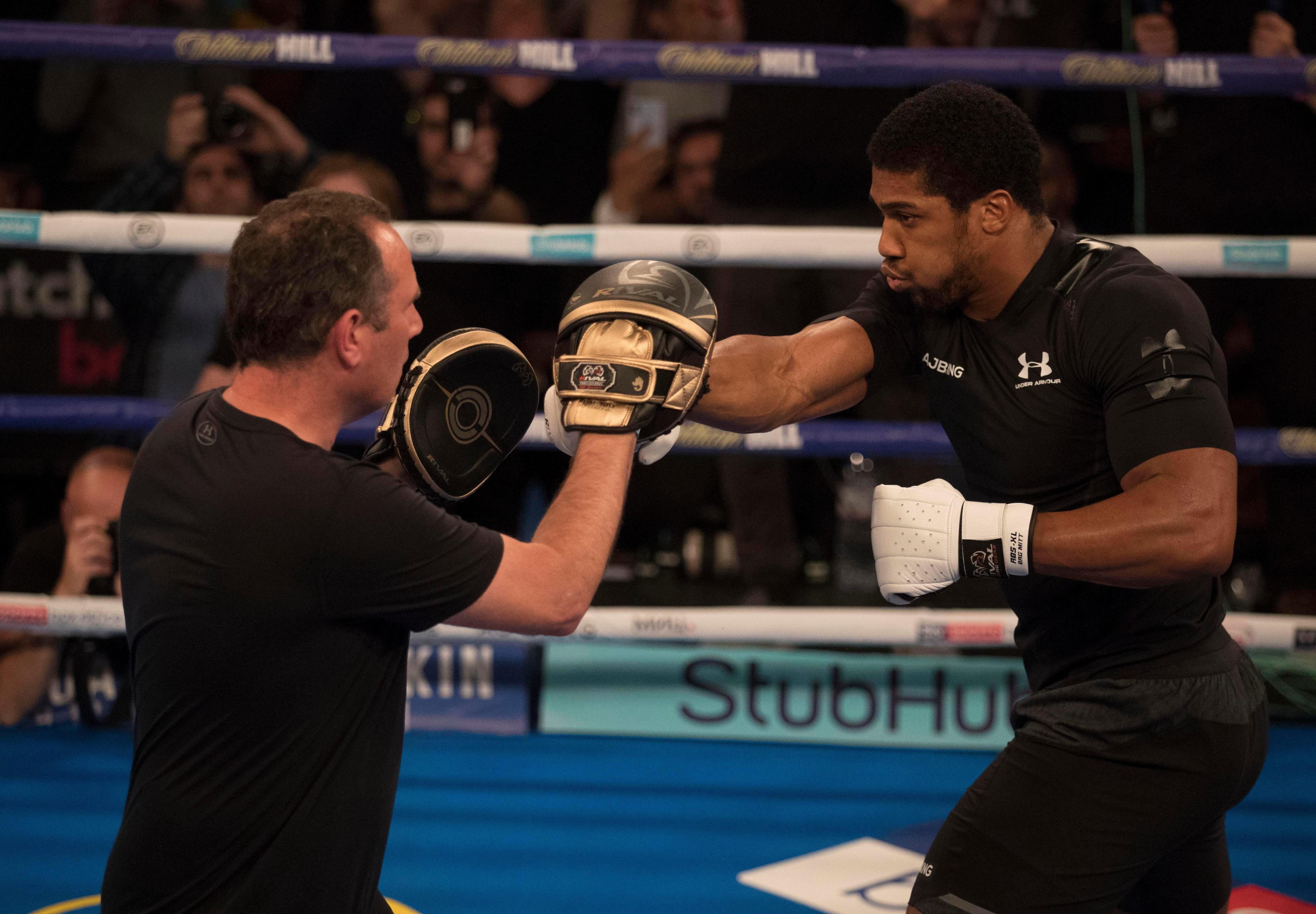 Should Anthony Joshua get past Alexander Povetkin could the unification scrap against Deotnay Wilder finally happen?