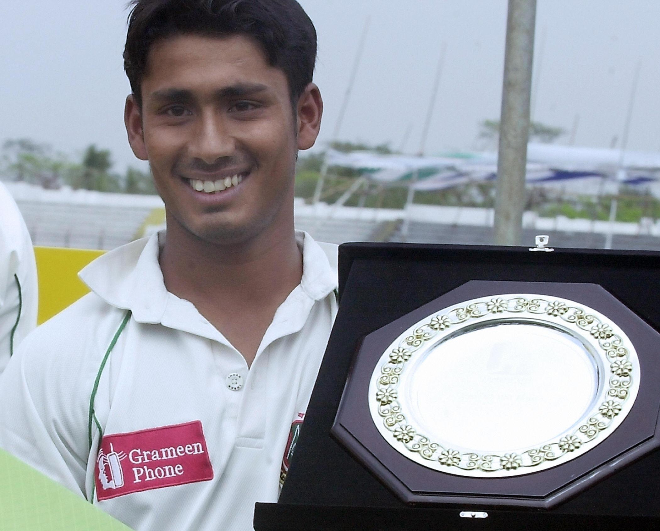 Mohammad Ashraful was the rising star of Bangladesh cricket before he was banned for match fixing