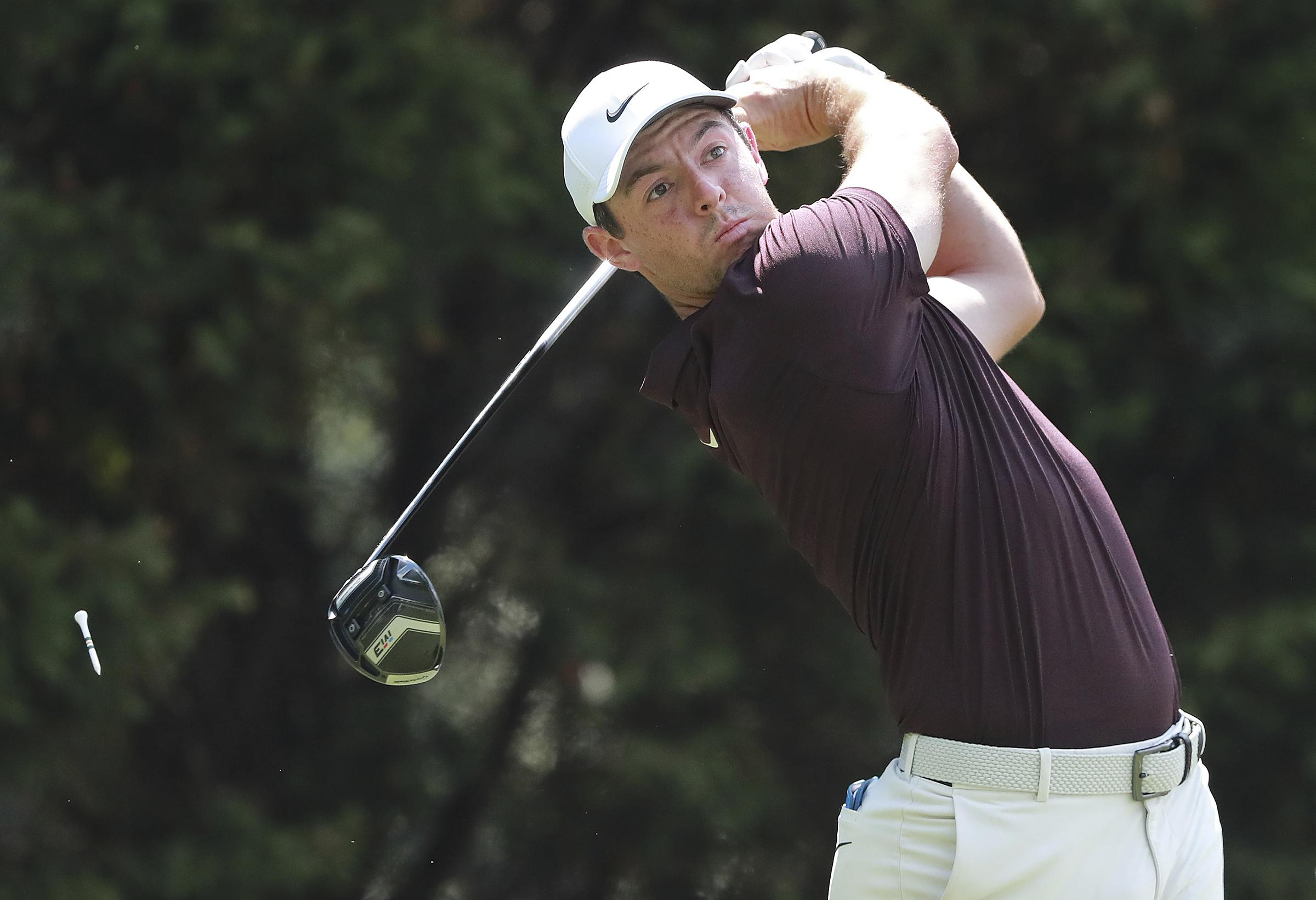 Rory McIlroy was off and running with a 67 in Atlanta, but it could have been so much better
