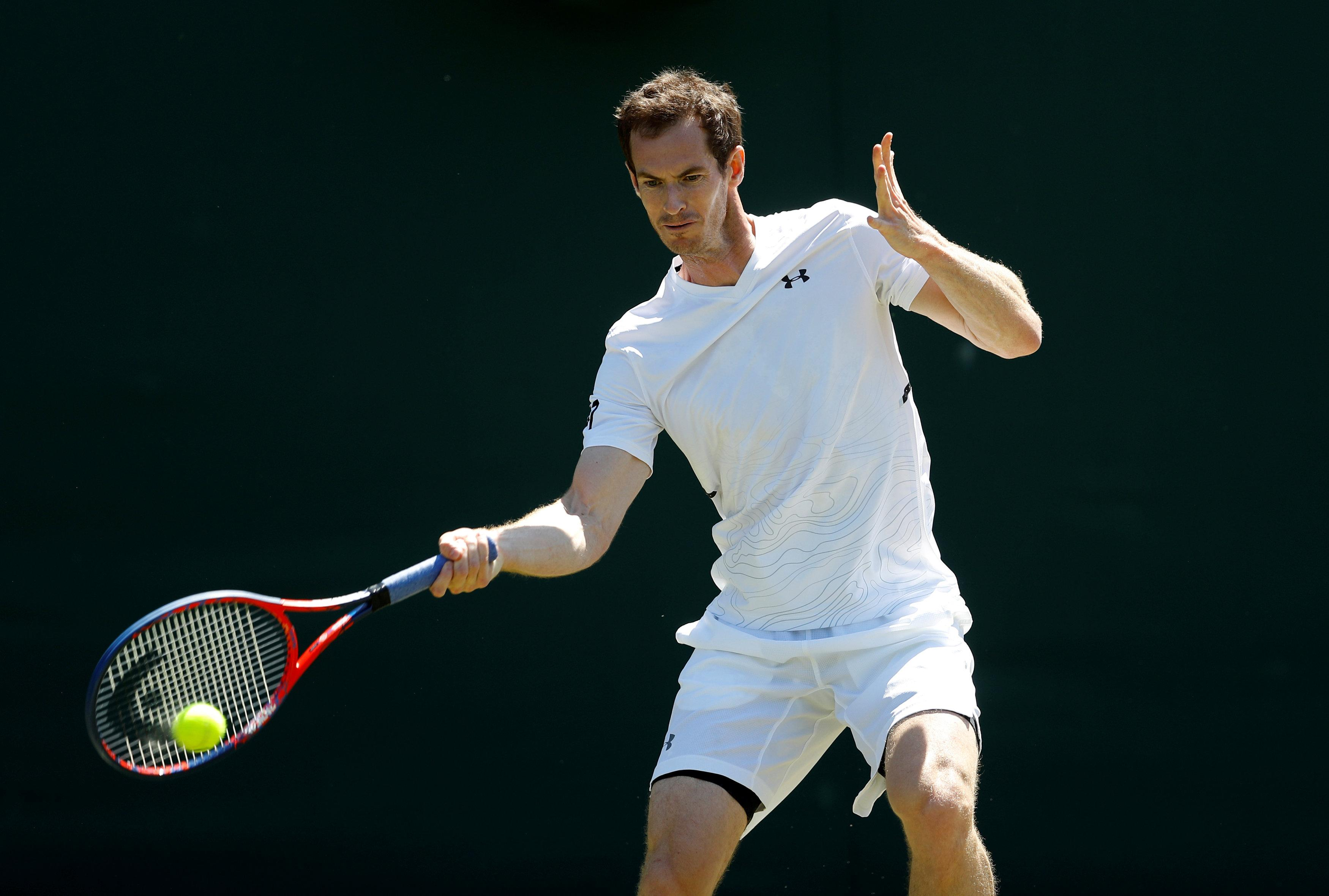 Andy Murray is set to bring down the curtain on 2018 after the two China events