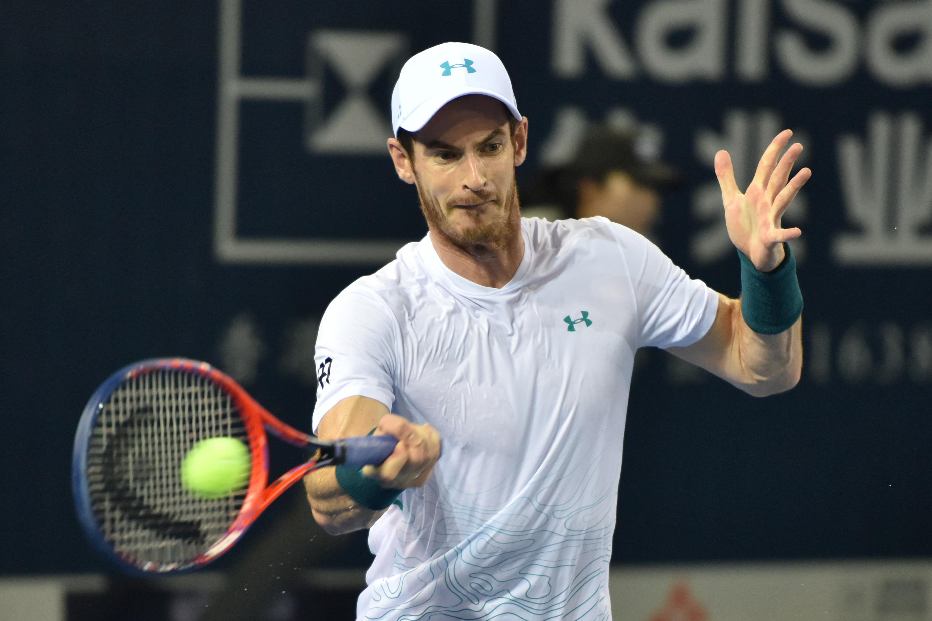 Andy Murray was due to make the China Open his final event of the year