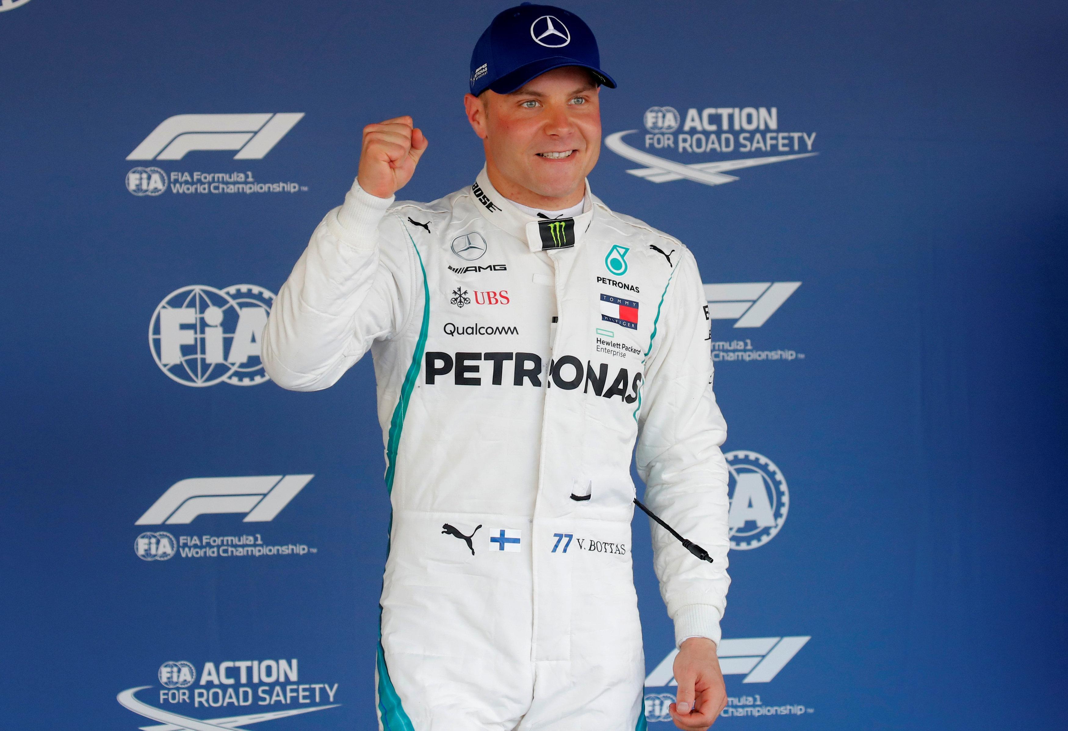 Valterri Bottas won his first ever GP at Sochi and enjoys the track