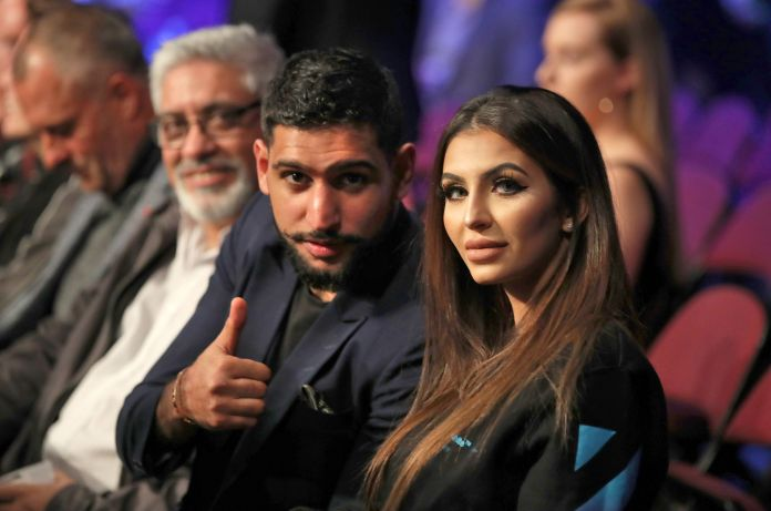 Khan has returned to the ring after his stint in reality TV