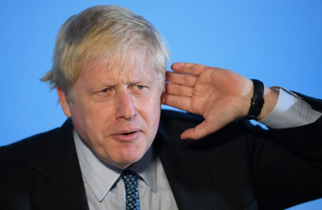 Say what? Boris Johnson has been put on notice that he can't shut down Parliament to drive through a No Deal Brexit