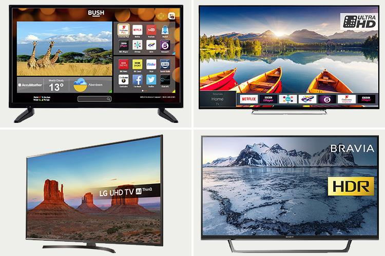 Black Friday TV deals Best 2018 deals: the top offers to look out for on