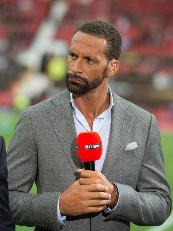 Rio Ferdinand hailed Pogba's performance at Stade de Suisse