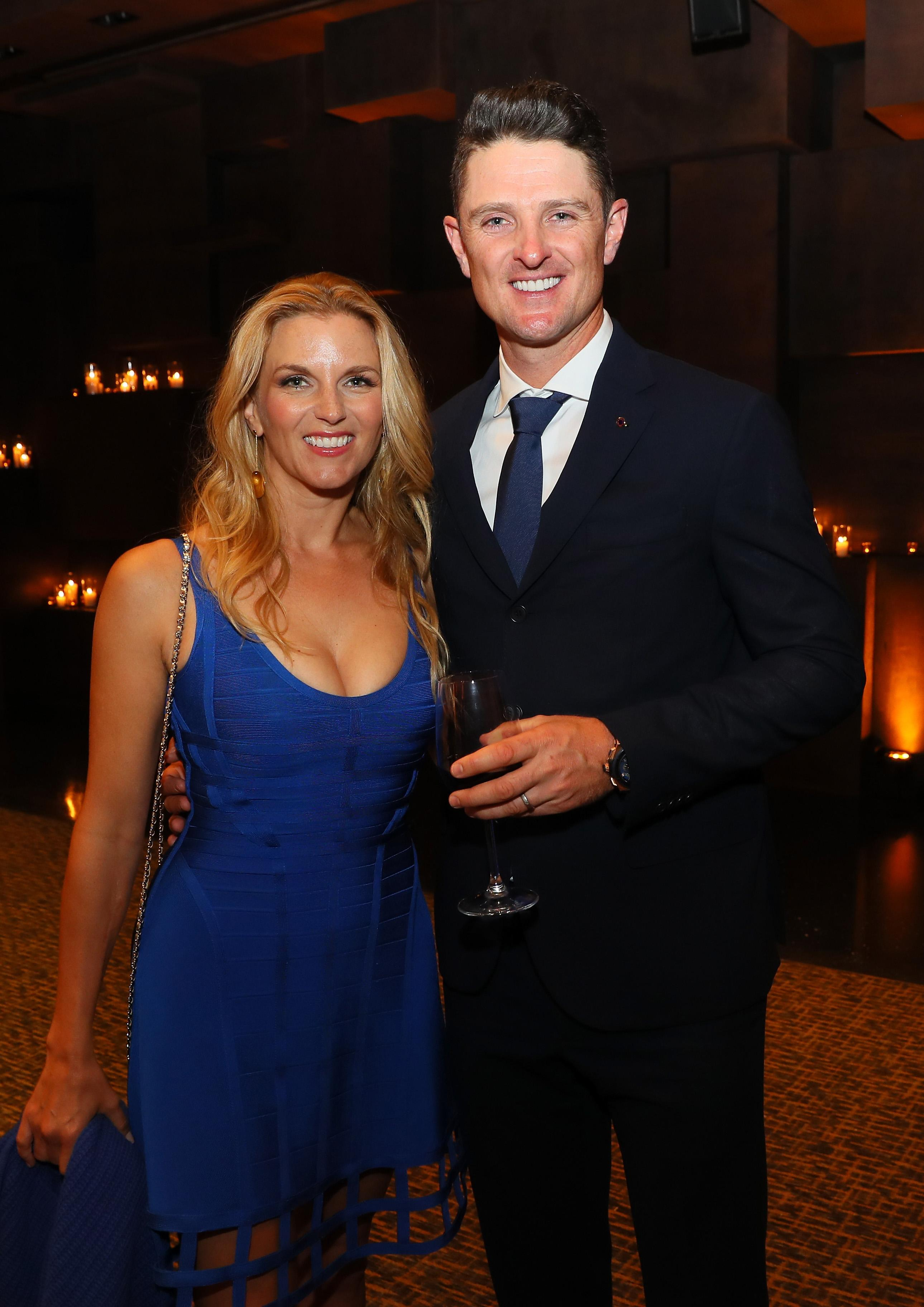 Justin Rose's wife Kate is queen of the Ryder Cup Wags