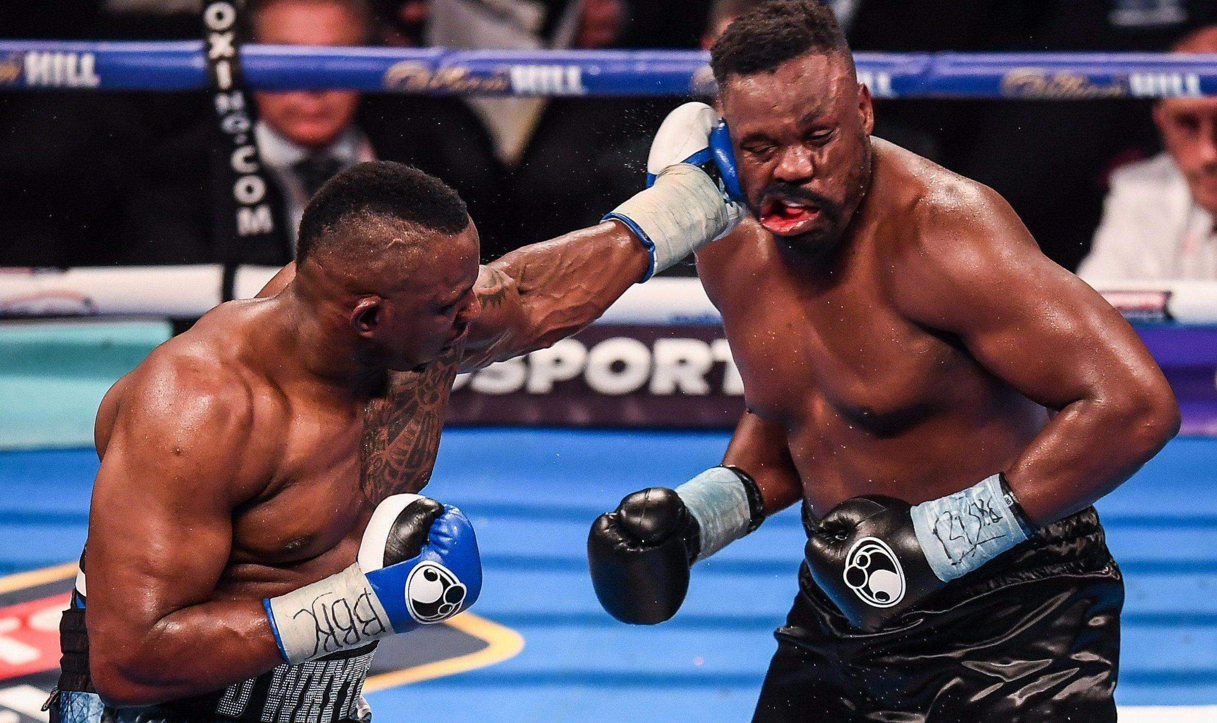 Dillian Whyte beat Dereck Chisora in 2016
