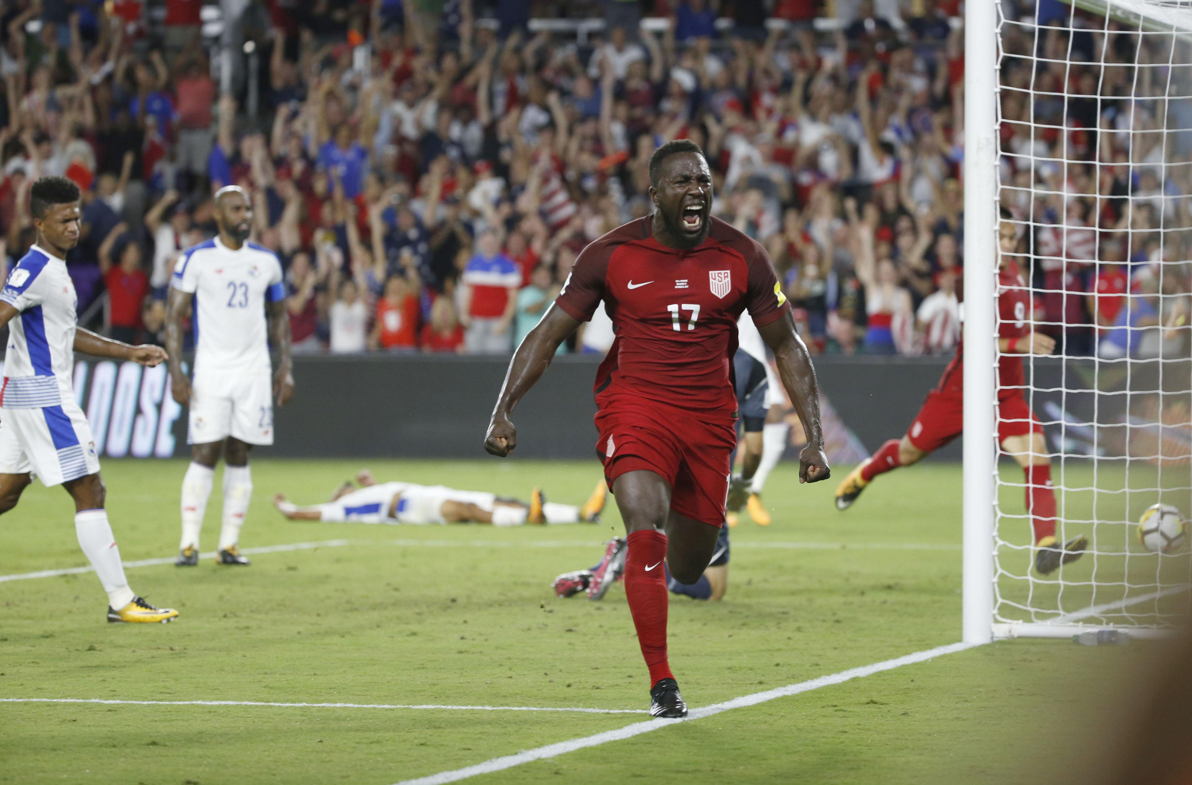 Altidore endured a tough time in England but has found his way again