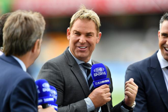 Shane Warne believes sex has got him into a lot of trouble over the years
