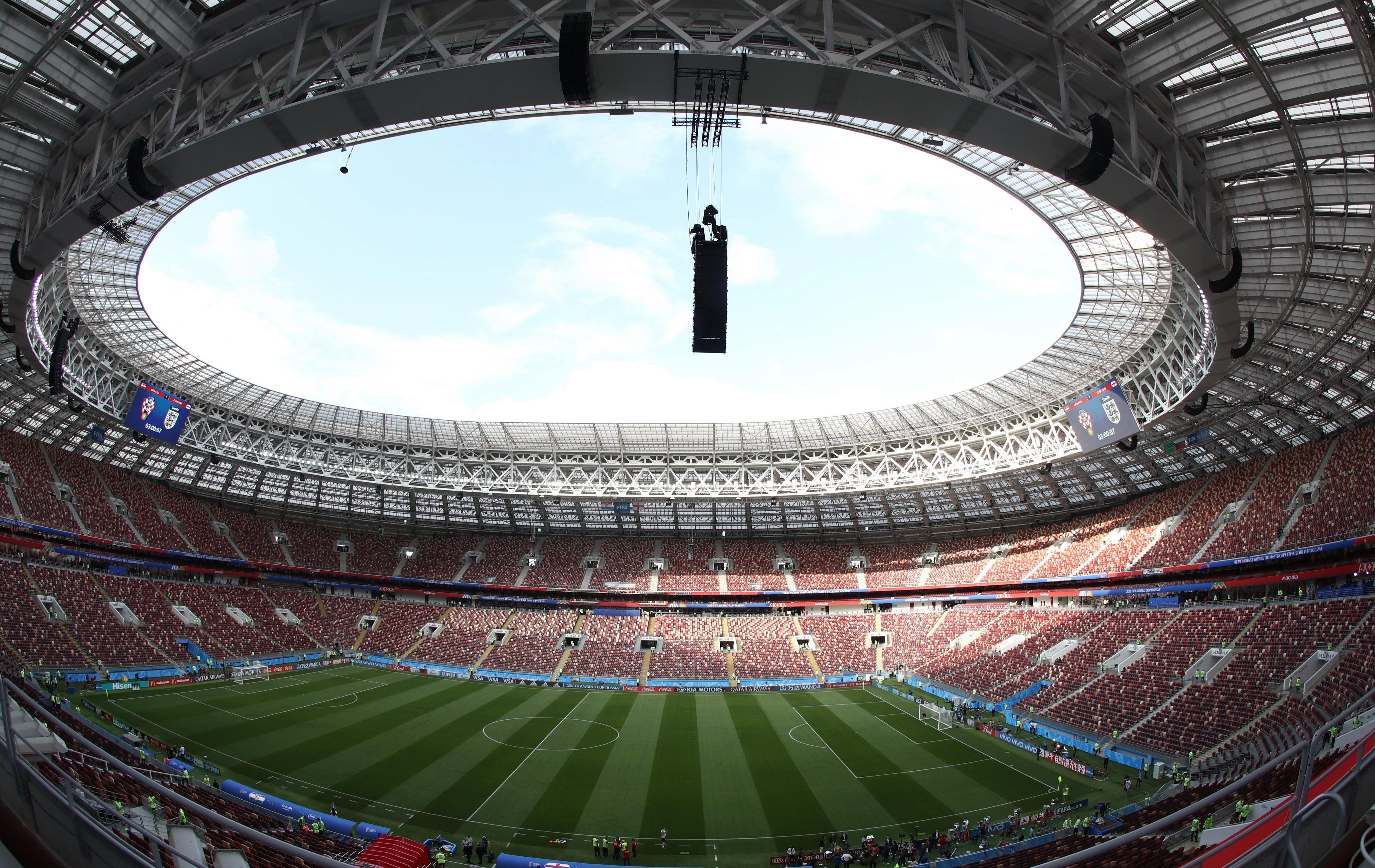 Khabib has revealed plans to fight Mayweather at the Luzhniki Stadium