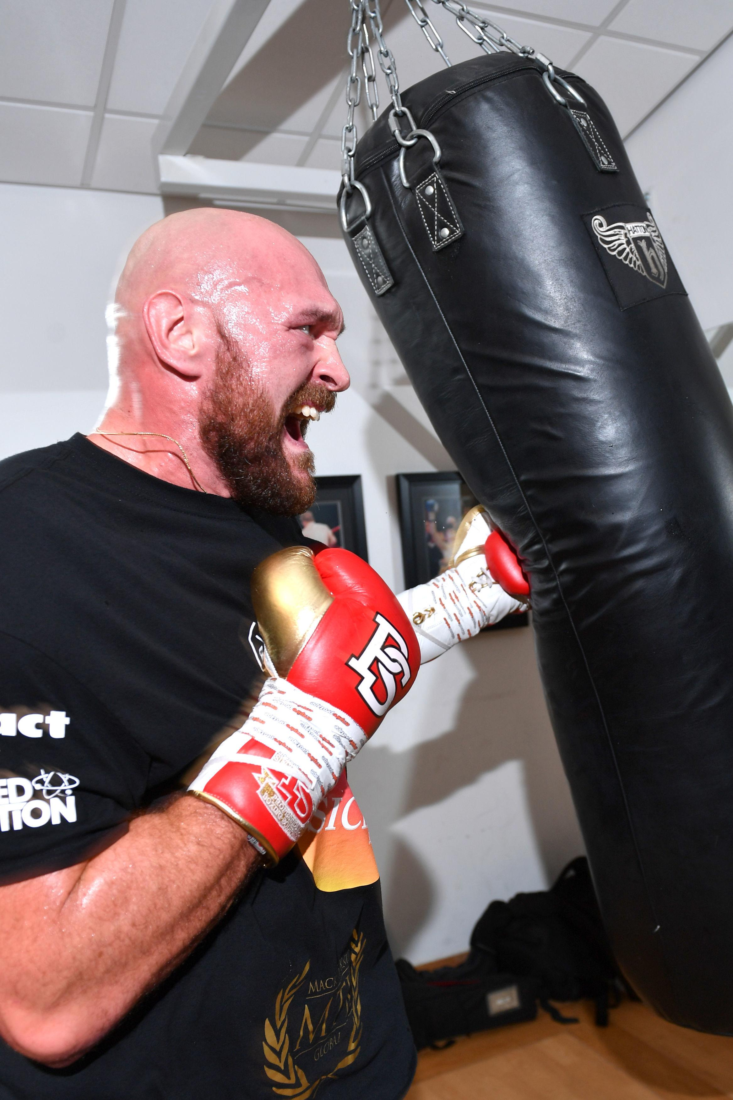 Tyson Fury has been given a one-week deadline to sign up to WBC random drug testing