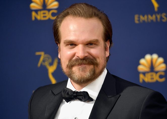 David Harbour is an American actor