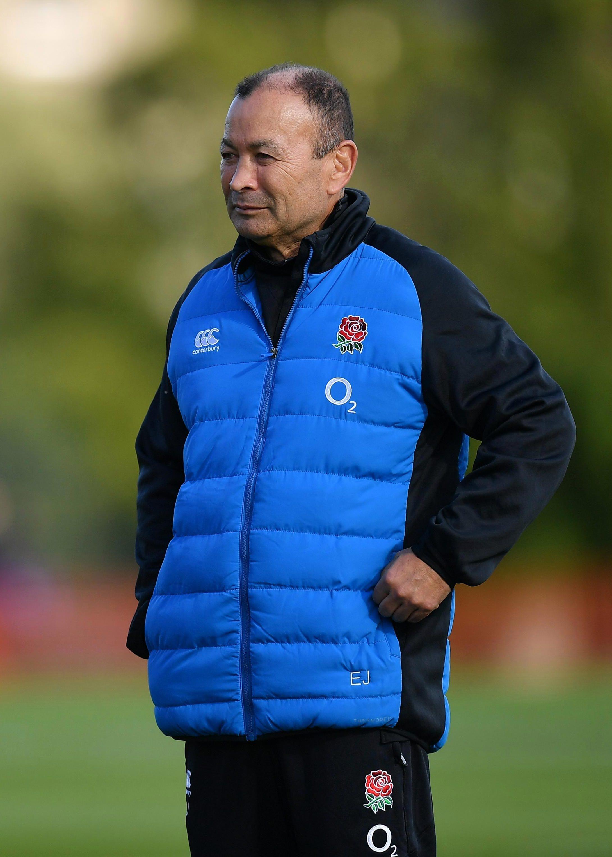 England boss Eddie Jones is facing a mounting injury crisis