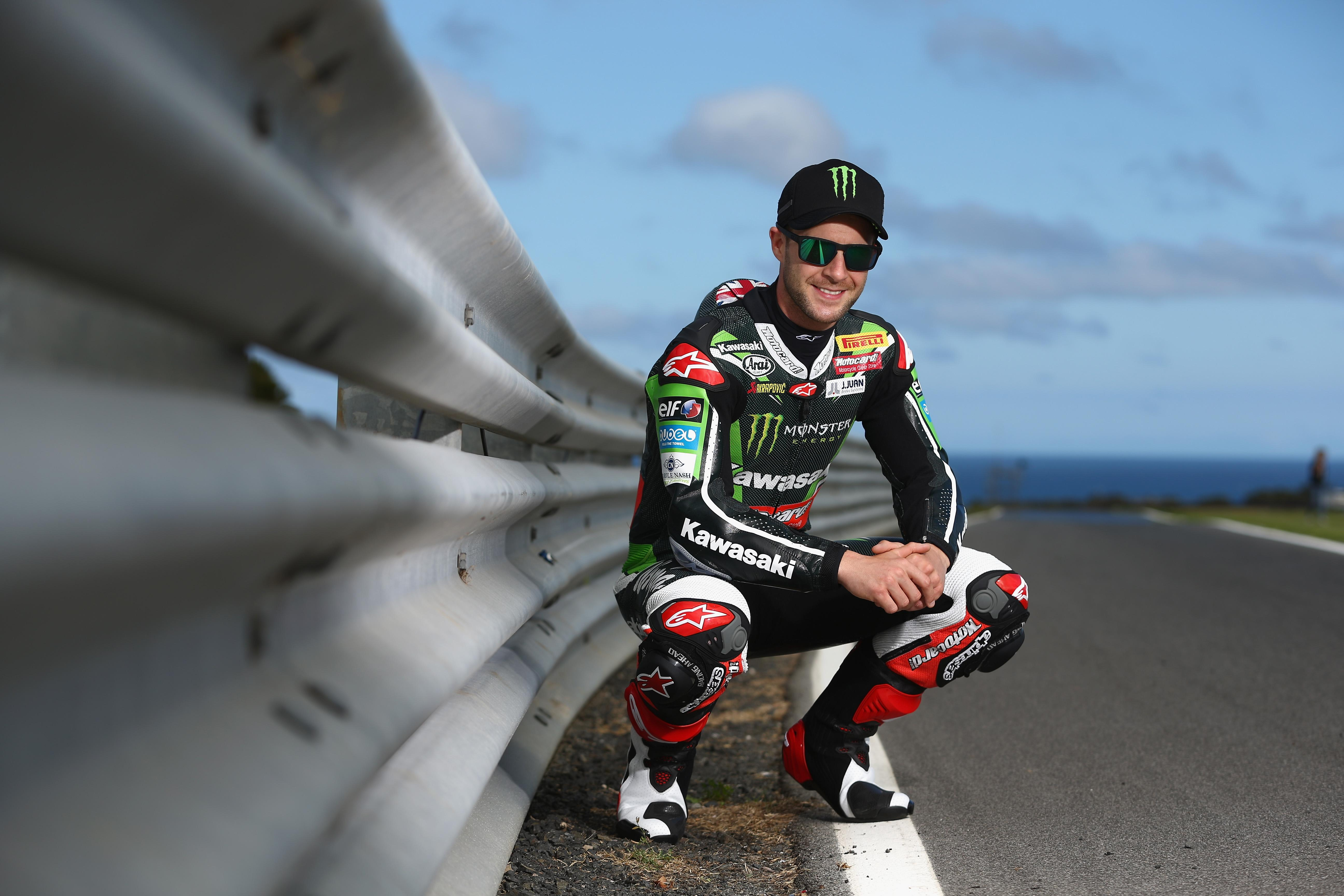 Jonathan Rea has opened up about his incredible run of injuries
