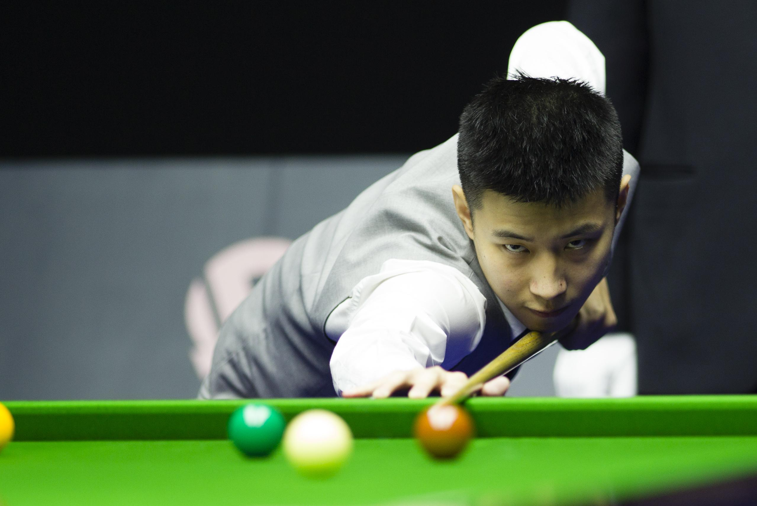 Jones was due to take on Zhao Xintong in a qualifying round match for the International Championship in China on Friday