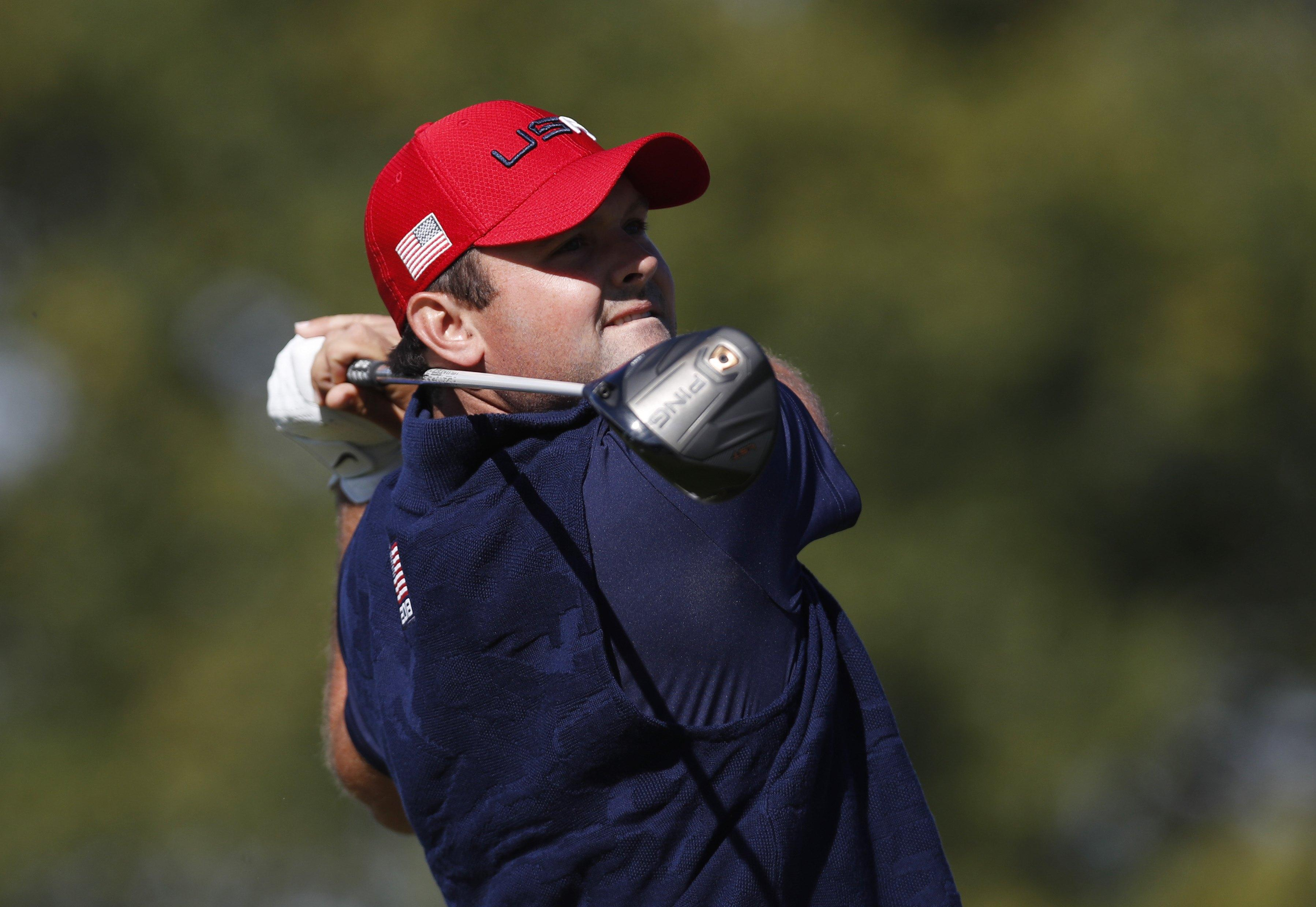 Patrick Reed has taken a huge swing at Jordan Spieth and Jim Furyk