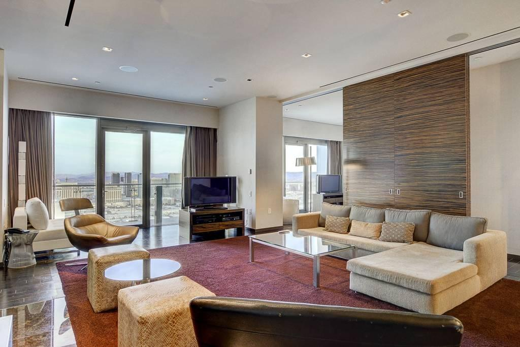 The luxury suite was rented out by Ronaldo just days after making the £80million move to Real Madrid from Manchester United