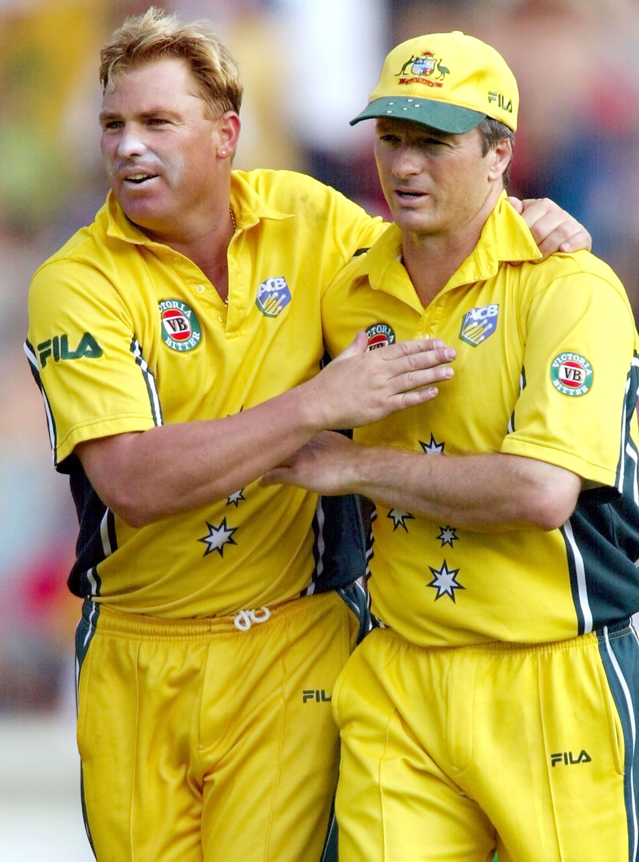 The legendary Australian cricketer has revealed all in his new book