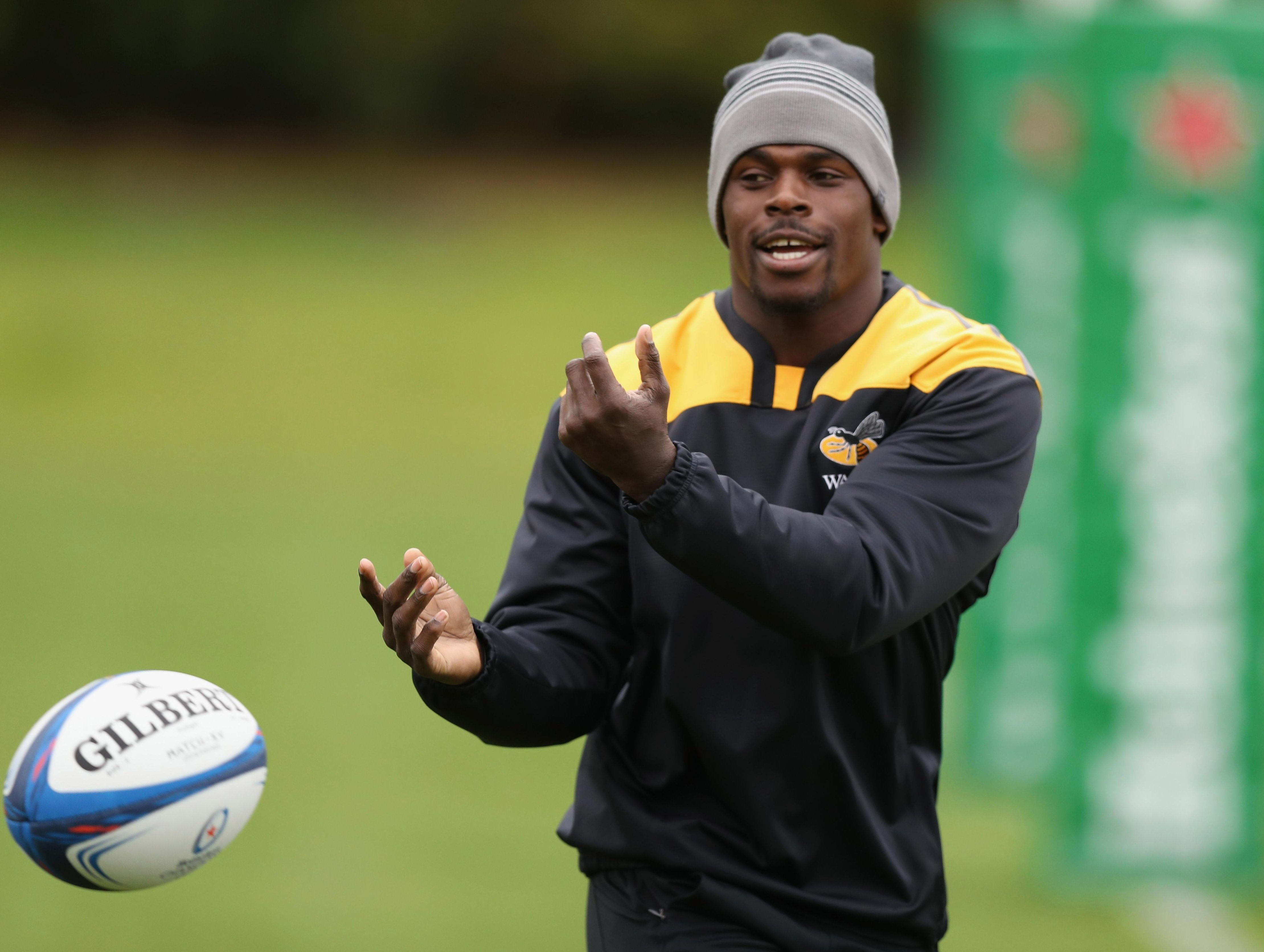The Wasps winger has struggled to get a call up to the England squad