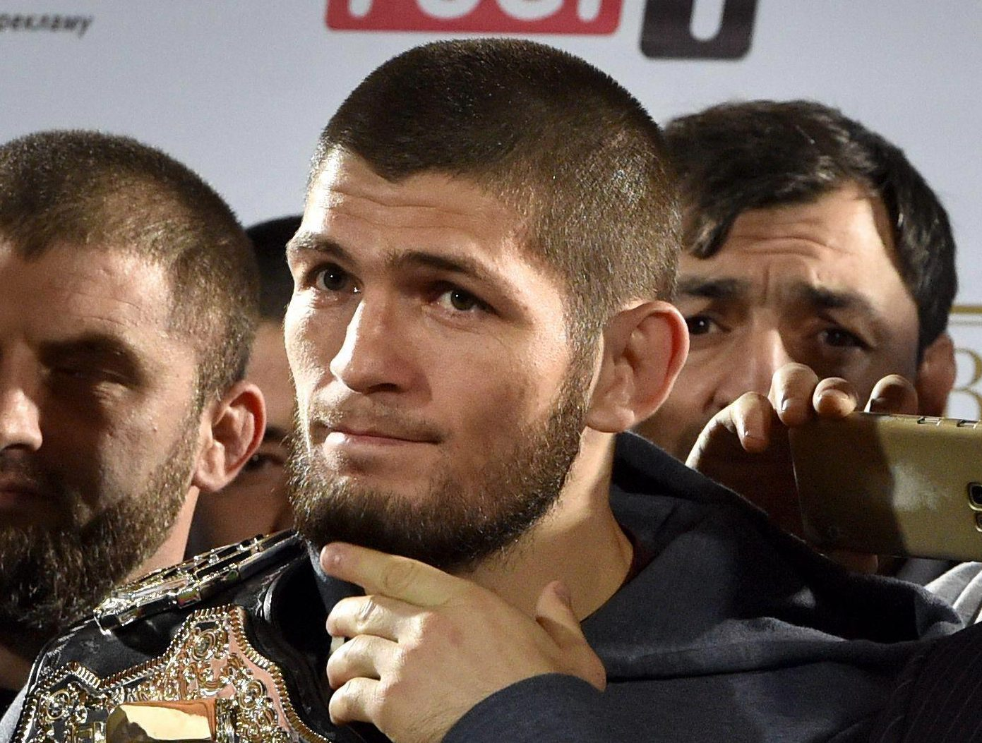 Khabib Nurmagomedov could face a ban for post-fight UFC brawl