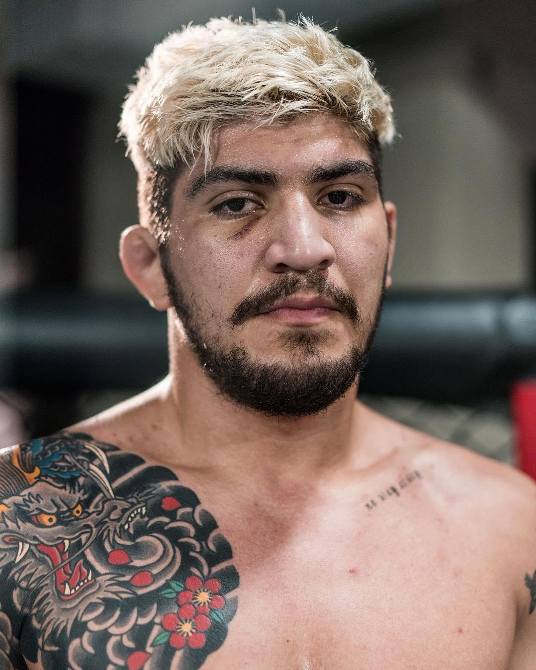 Dillon Danis is an American fighter who competes in Bellator