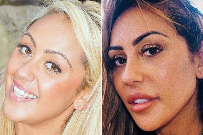 The former Geordie Shore star has made some dramatic changes