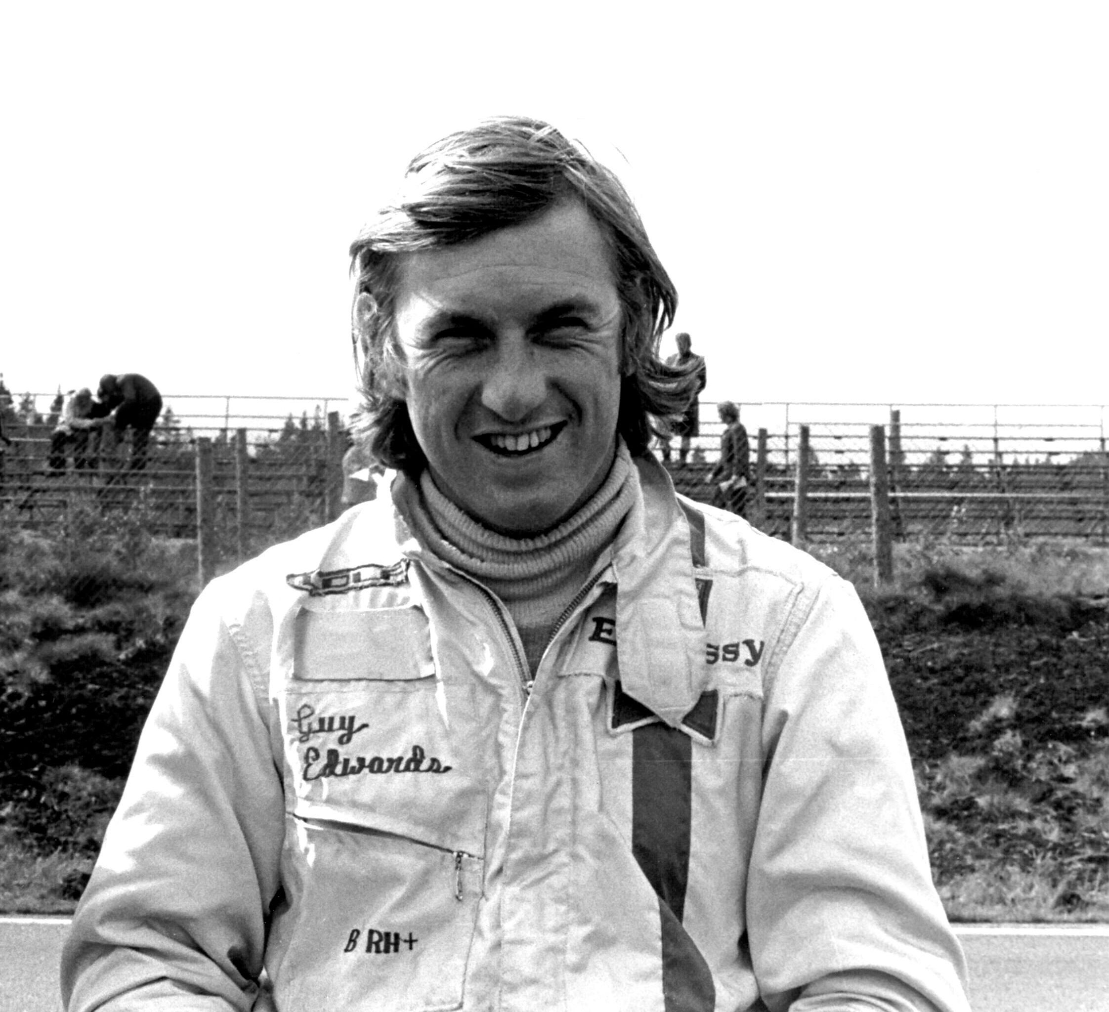 Edwards started 11 races in Formula One