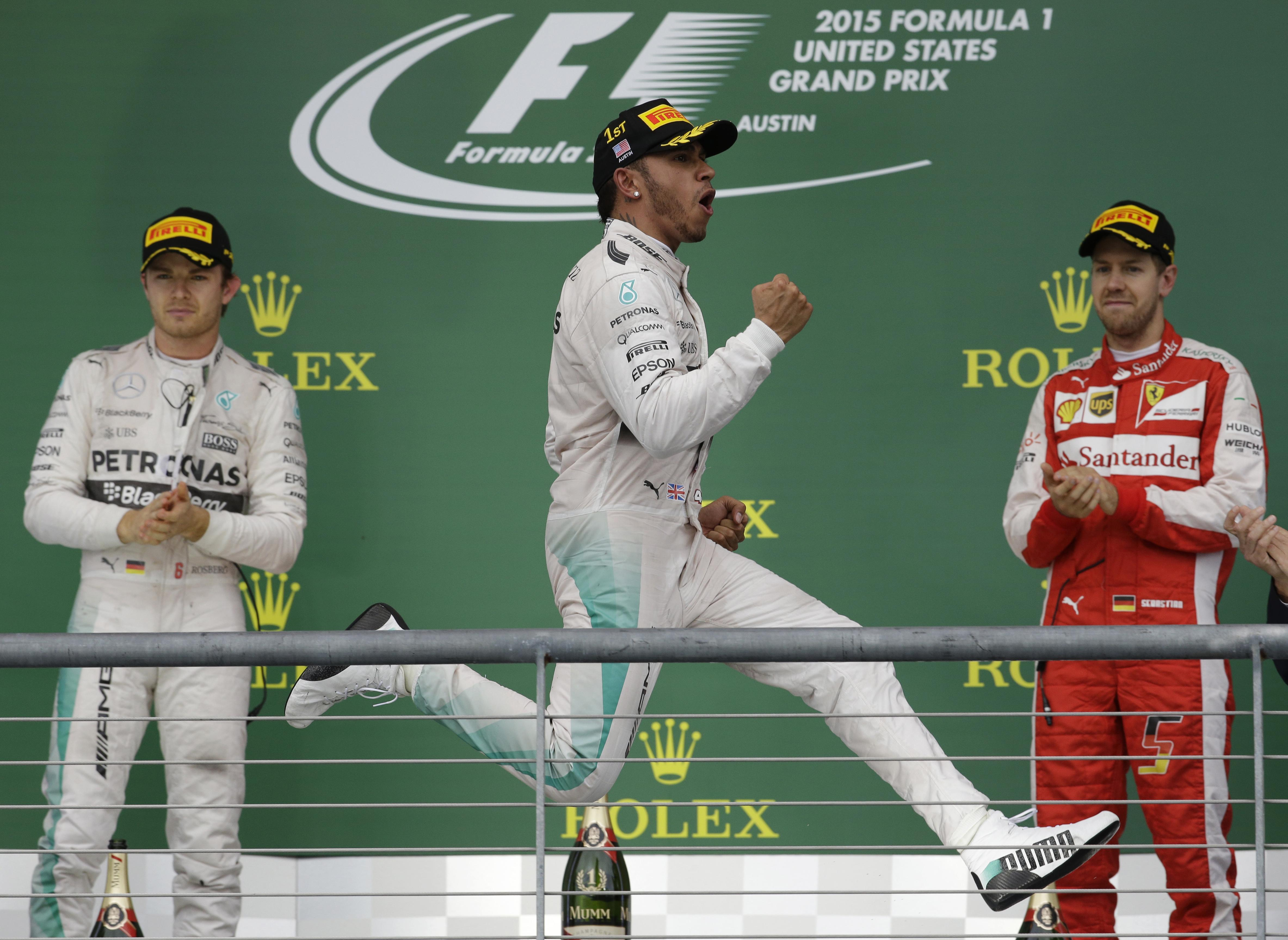 Lewis Hamilton will look to keep his hot run in Austin alive this weekend