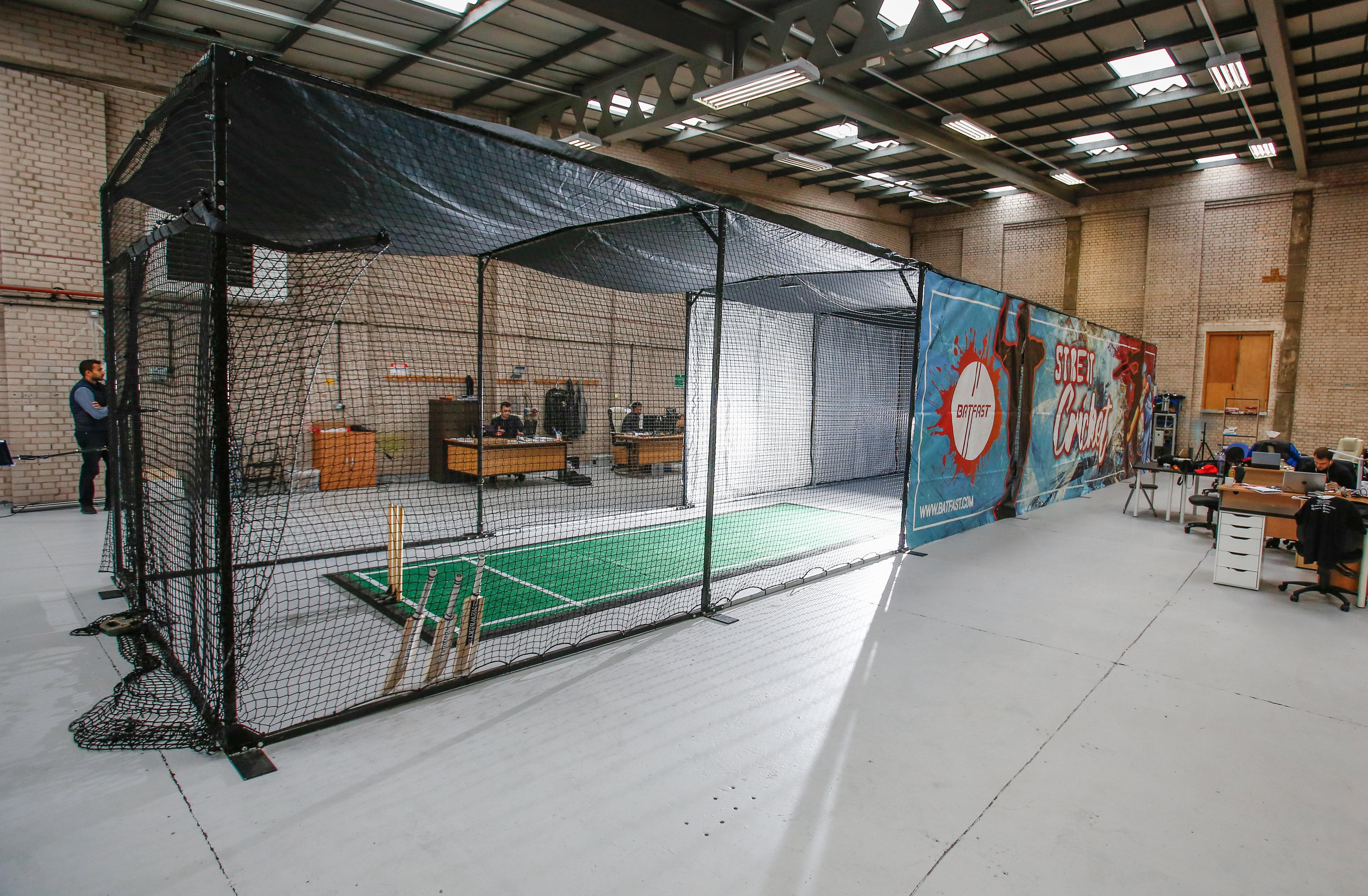Is this, the BATFAST simulator, the real future of cricket?
