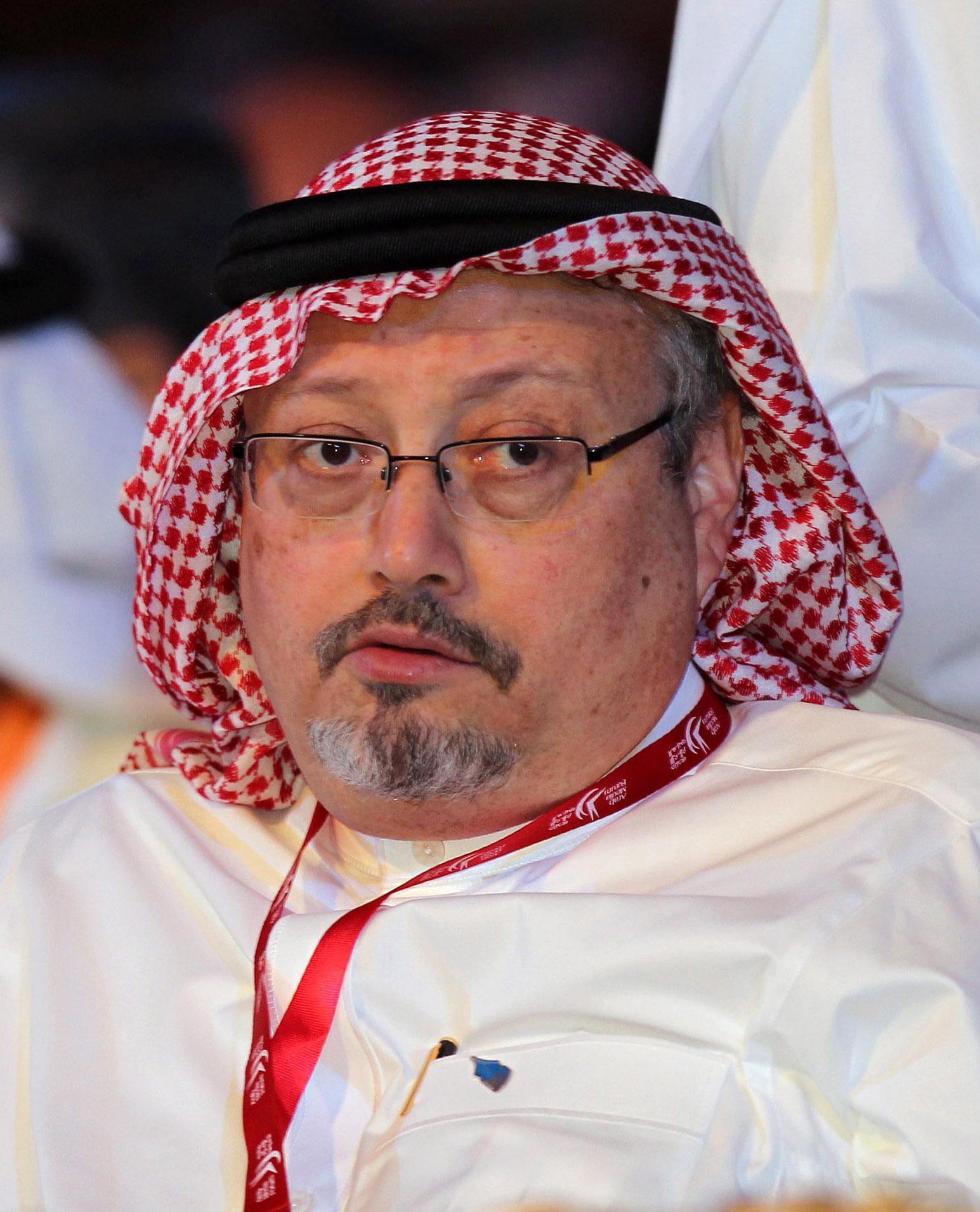 Journalist Jamal Khashoggi was murdered in the Saudi consulate in Istanbul