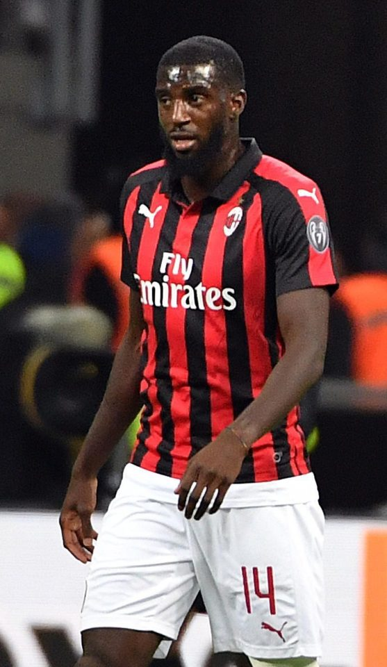 Tiemoue Bakayoko will surely have irked Chelsea fans with his positive response to an Anthony Martial tweet